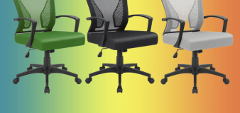 This $35 office chair has over 23,000 5-star reviews
