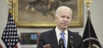 Biden's response to Israel causes a stir with Dems