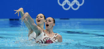 Olympic organizers apologize for announcement gaffe