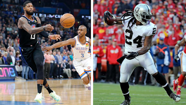 The Rush: Paul George breaks the bank and Marshawn Lynch to break out of retirement?