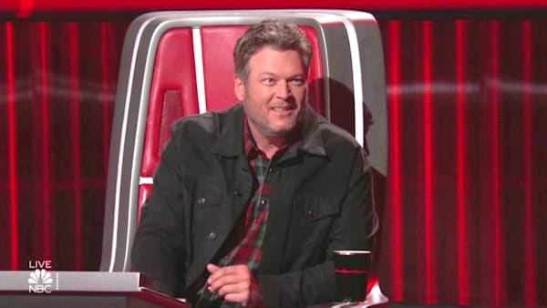 Blake Shelton is once again dominating 'The Voice' heading into the season finale