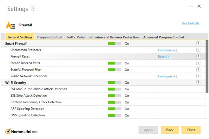Yahoo Norton product image