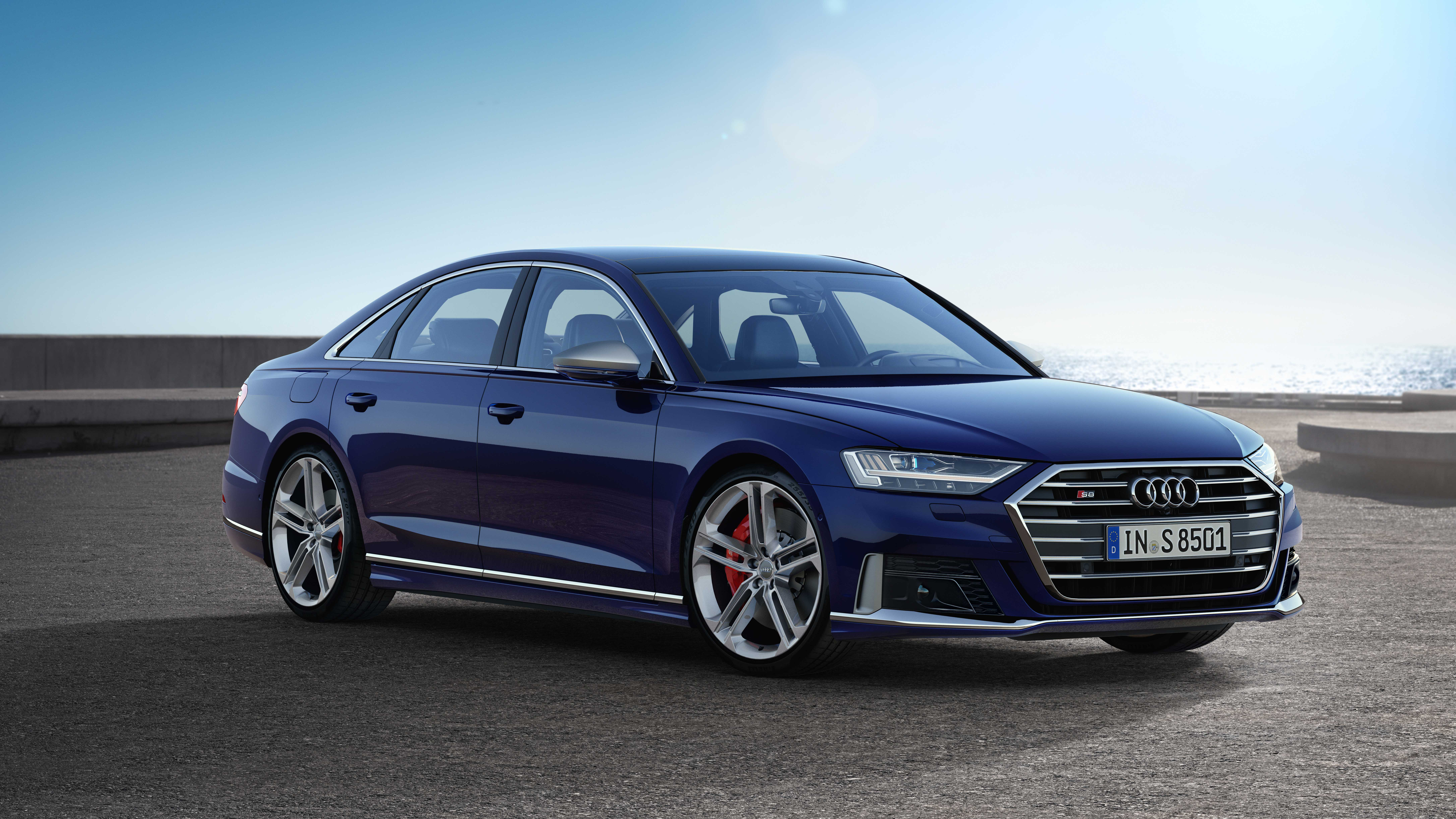 2020 audi s8 debuts with a roaring 571 horsepower v8