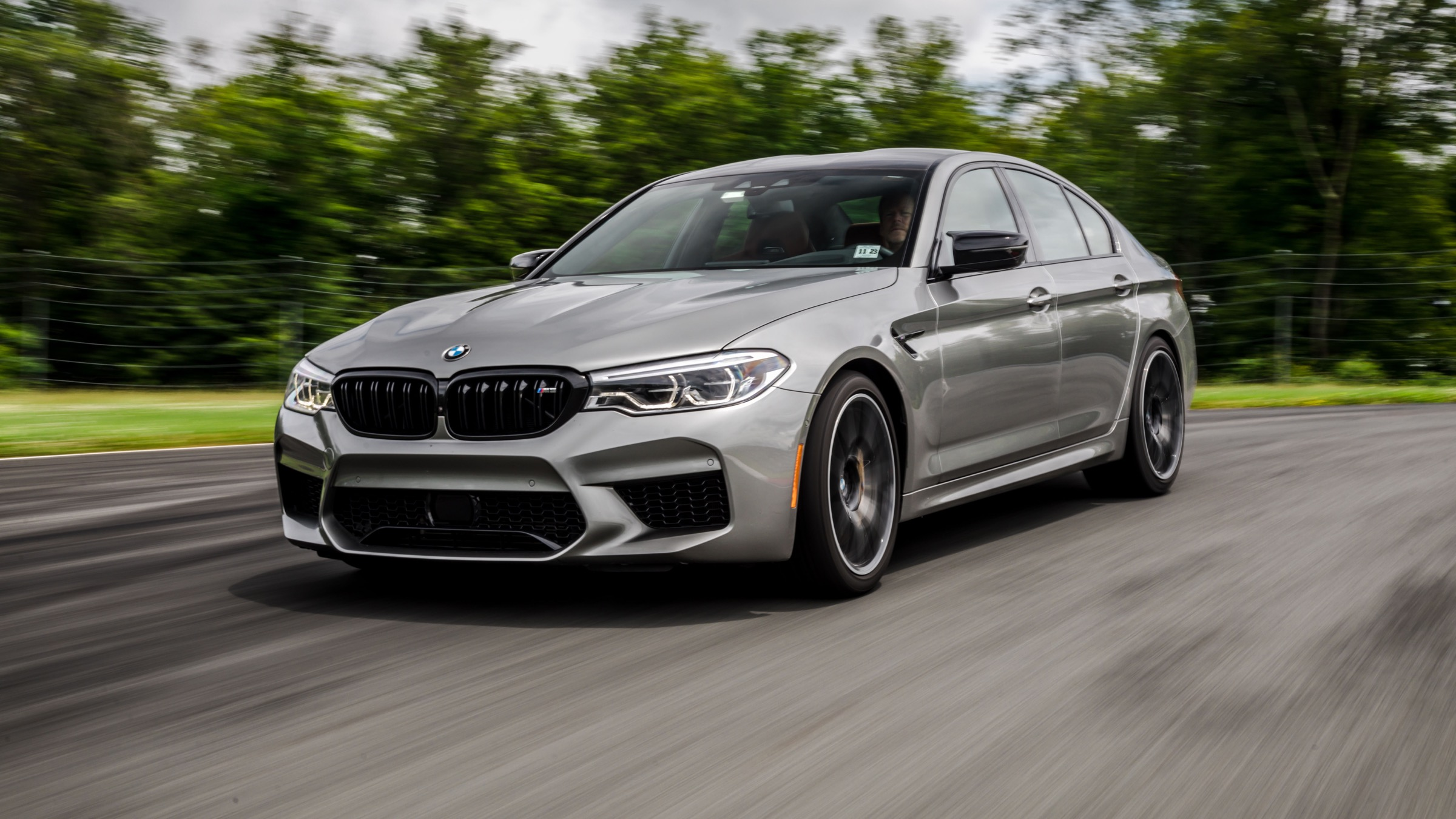 Bmw Certified Pre Owned >> 2020 BMW M5 Competition First Drive Review | Driving ...