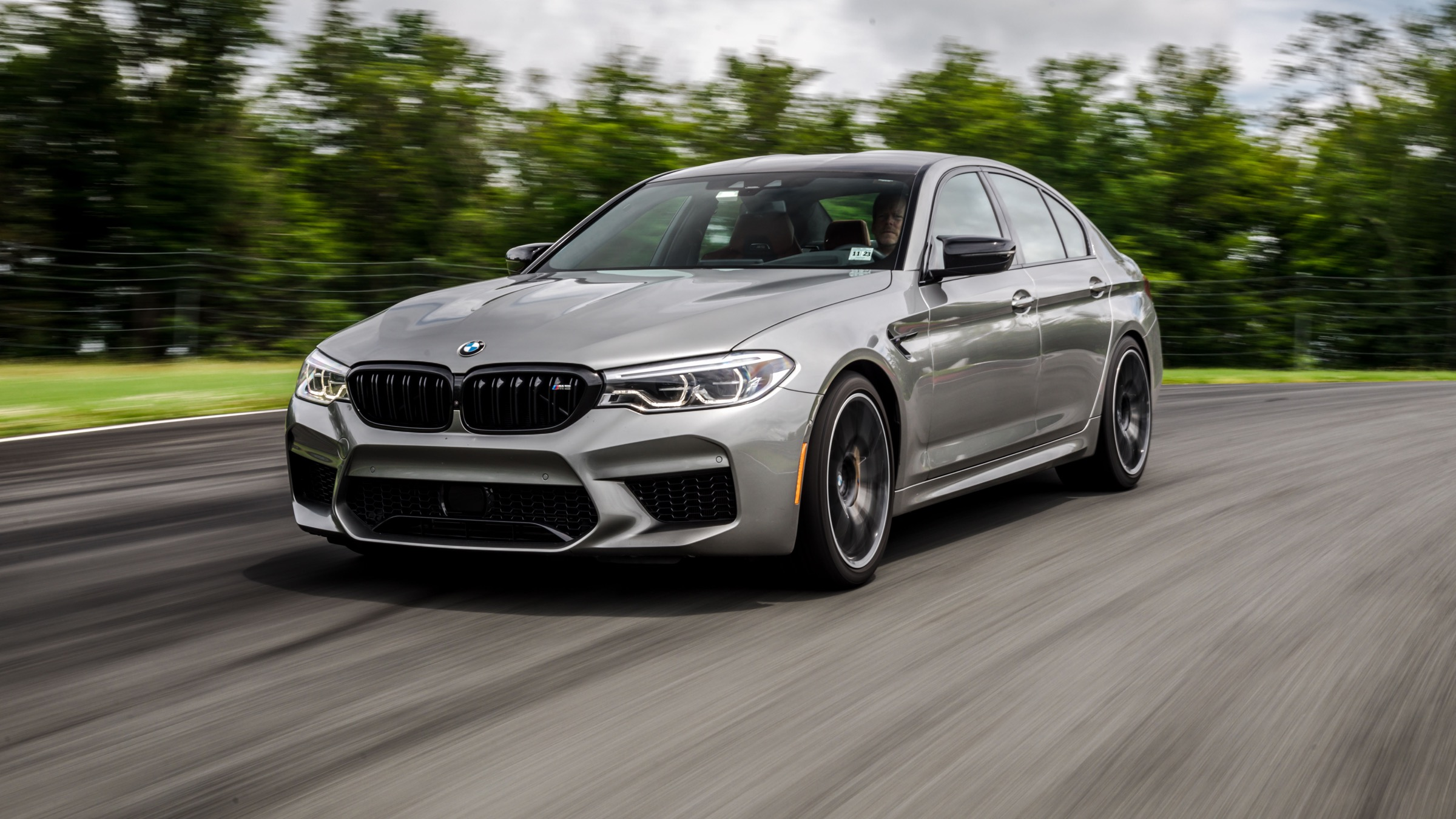 Monticello Motor Club >> 2020 BMW M5 Competition First Drive Review | Driving impressions, specs, photos | Autoblog