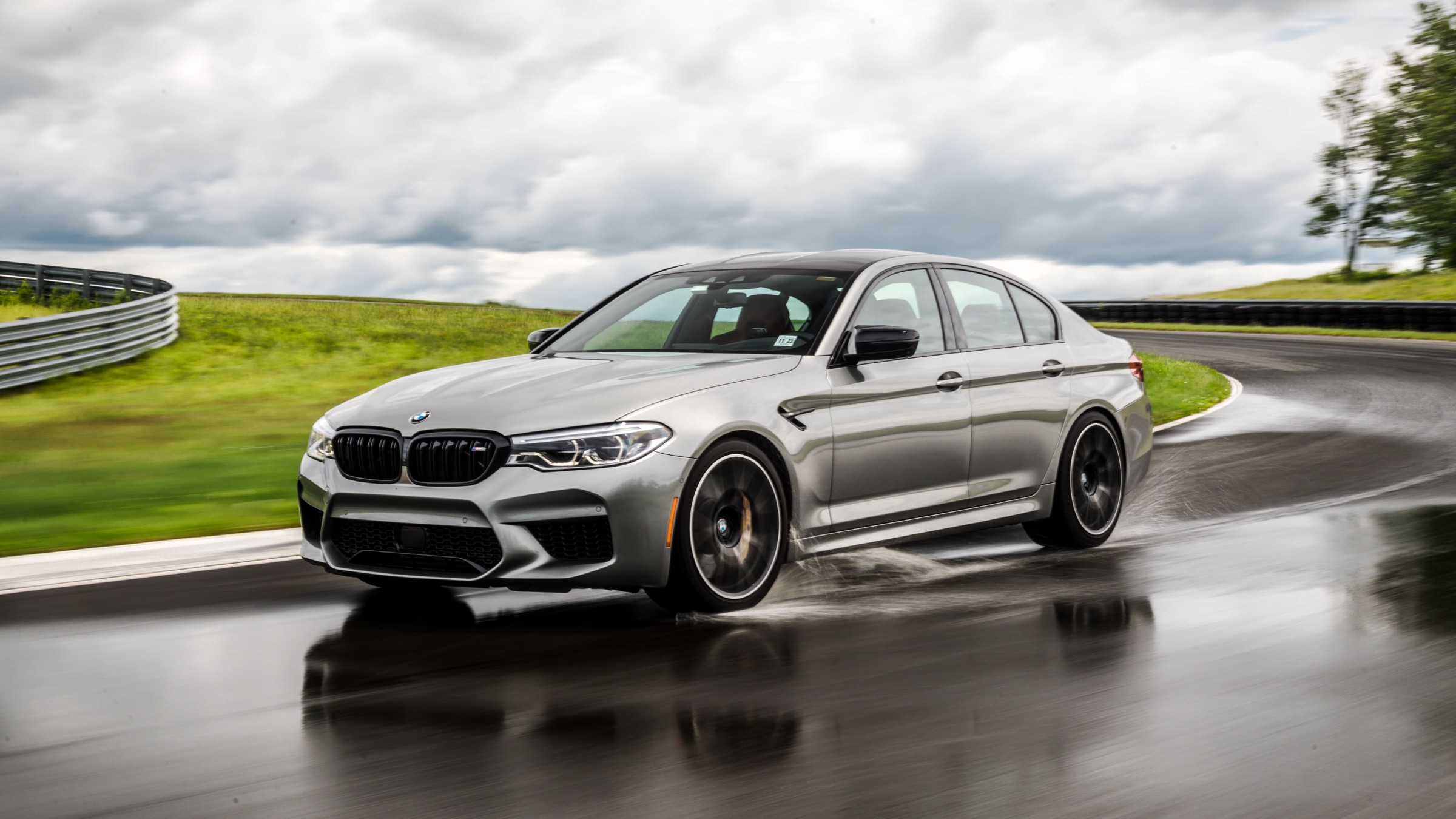 2020 BMW M5 Xdrive Awd Spy Shoot