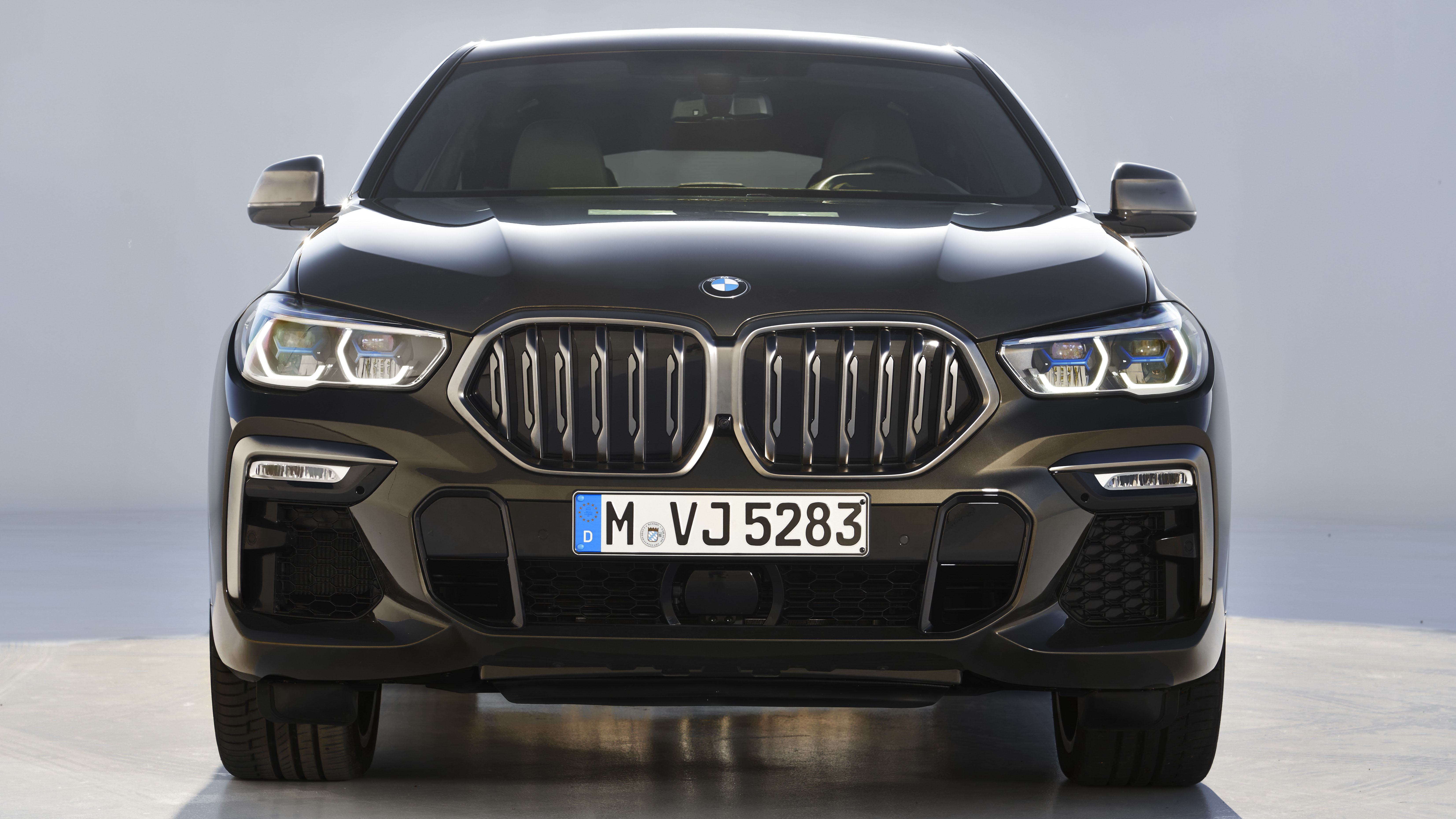 2020 BMW X6 revealed, more distinct from X5 sibling | Autoblog