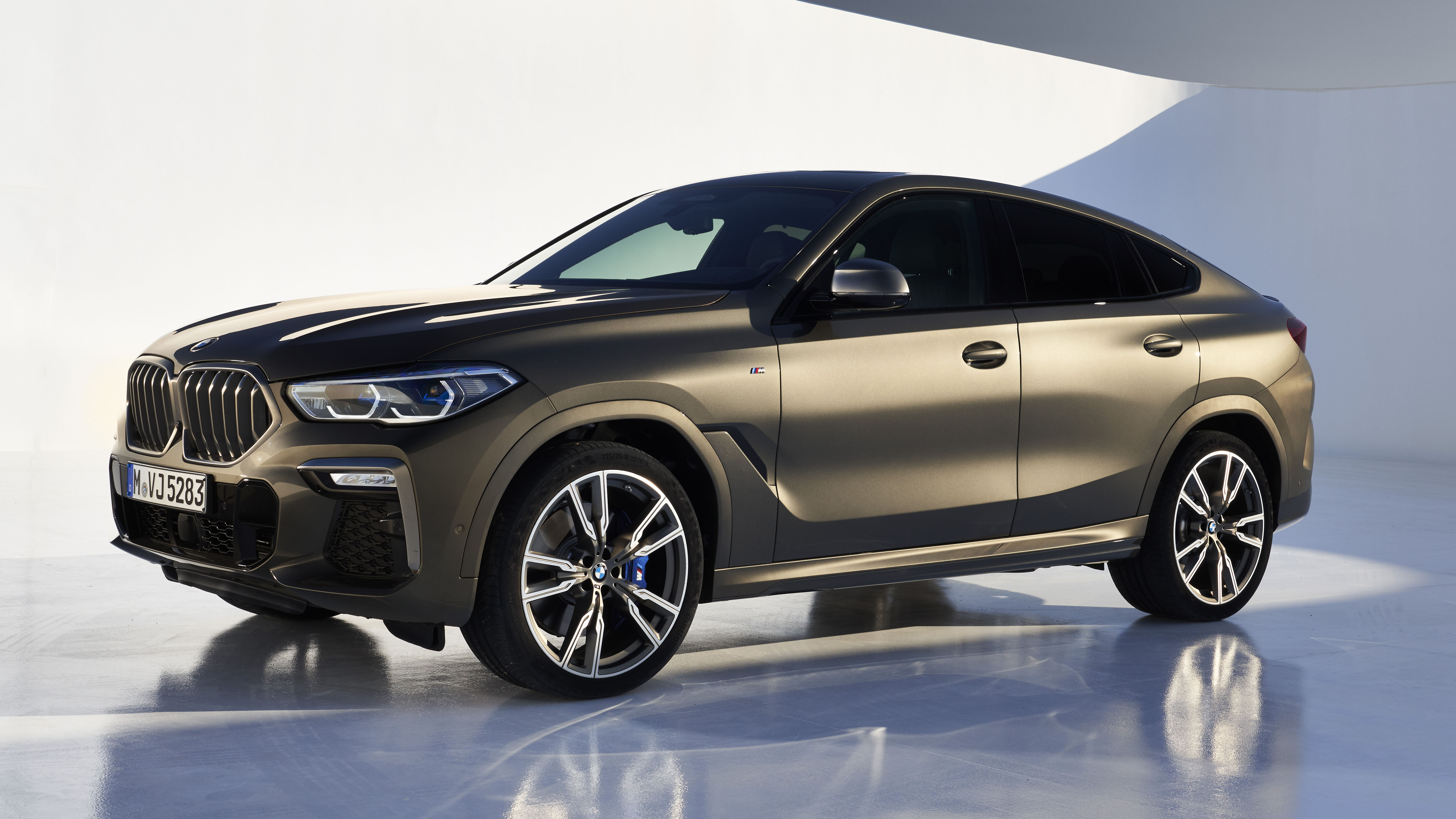 Bmw Certified Pre Owned >> 2020 BMW X6 revealed, more distinct from X5 sibling | Autoblog