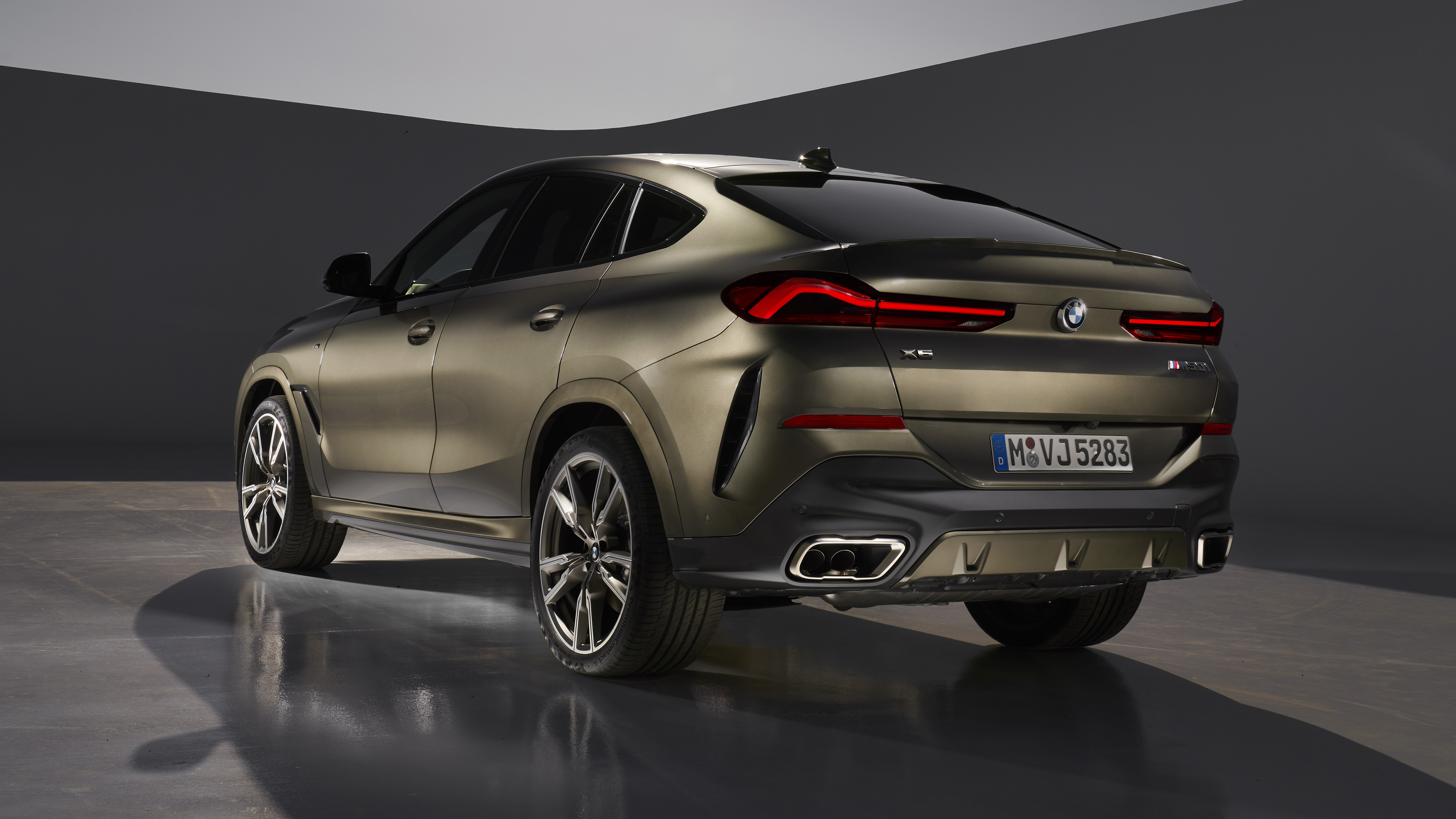 Certified Pre Owned Bmw >> 2020 BMW X6 revealed, more distinct from X5 sibling | Autoblog