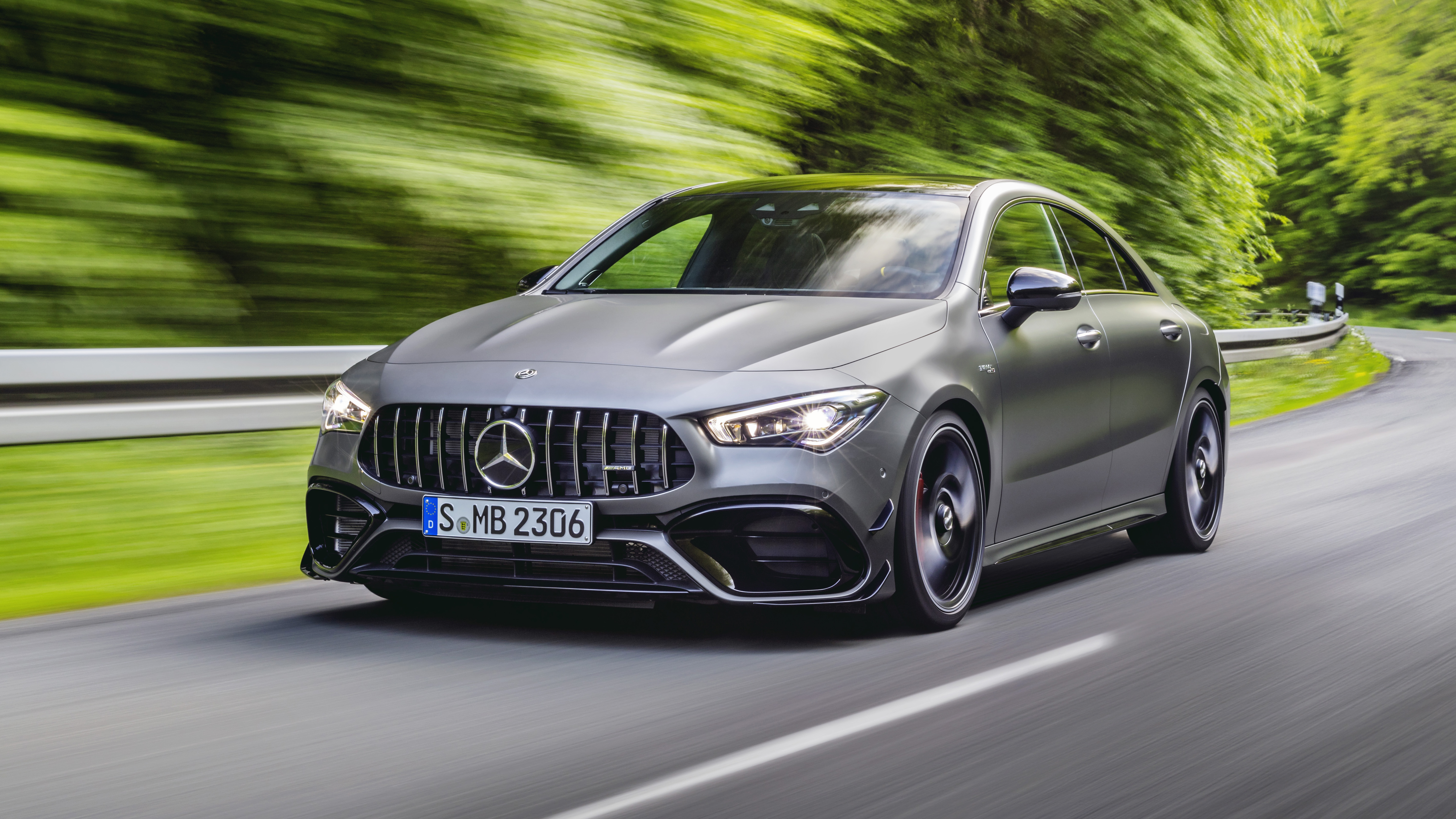 2020 Mercedes-AMG CLA 45 revealed with 382 horsepower and ...