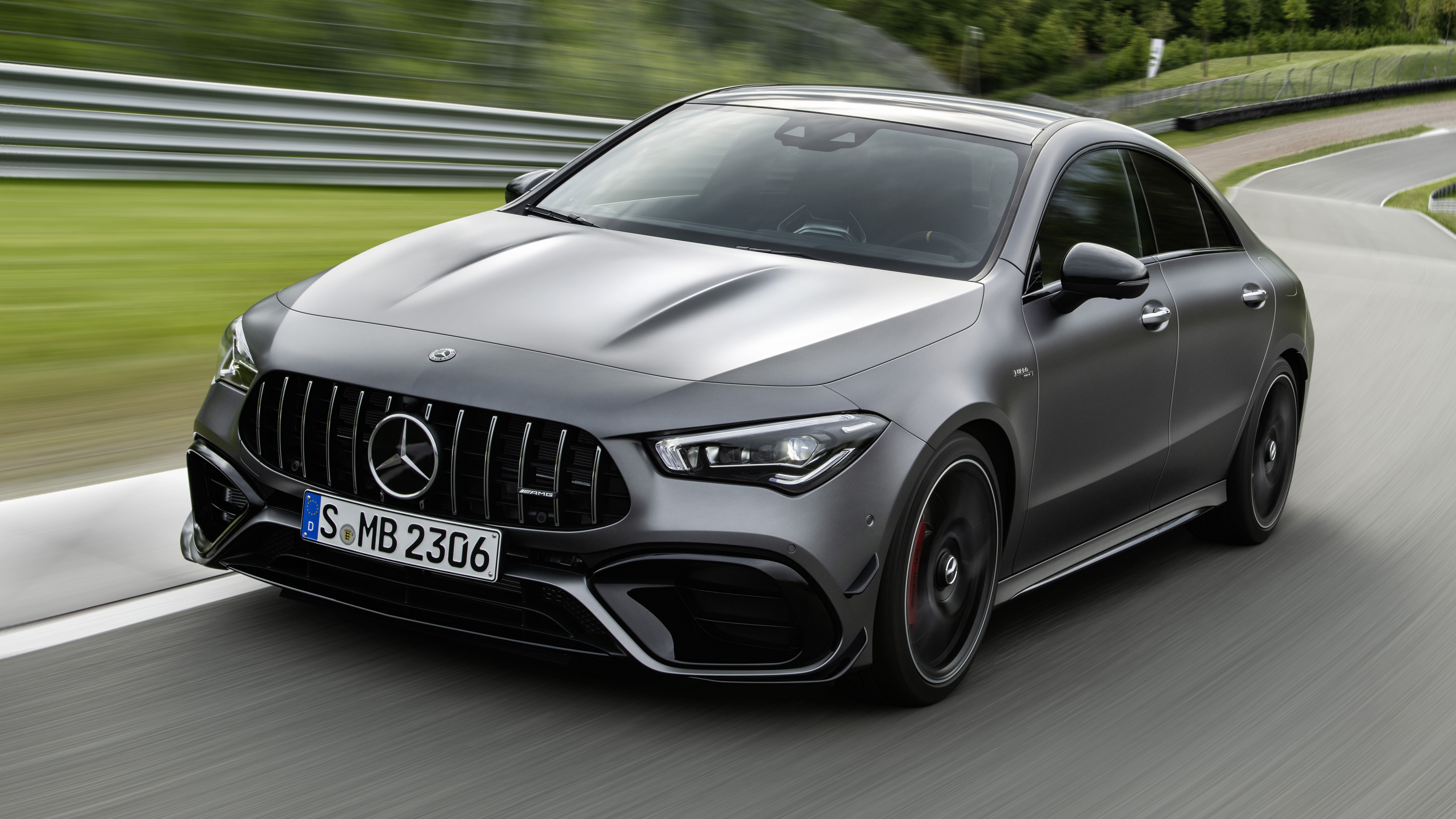 Certified Pre Owned Mercedes >> 2020 Mercedes-AMG CLA 45 revealed with 382 horsepower and trick AWD | Autoblog