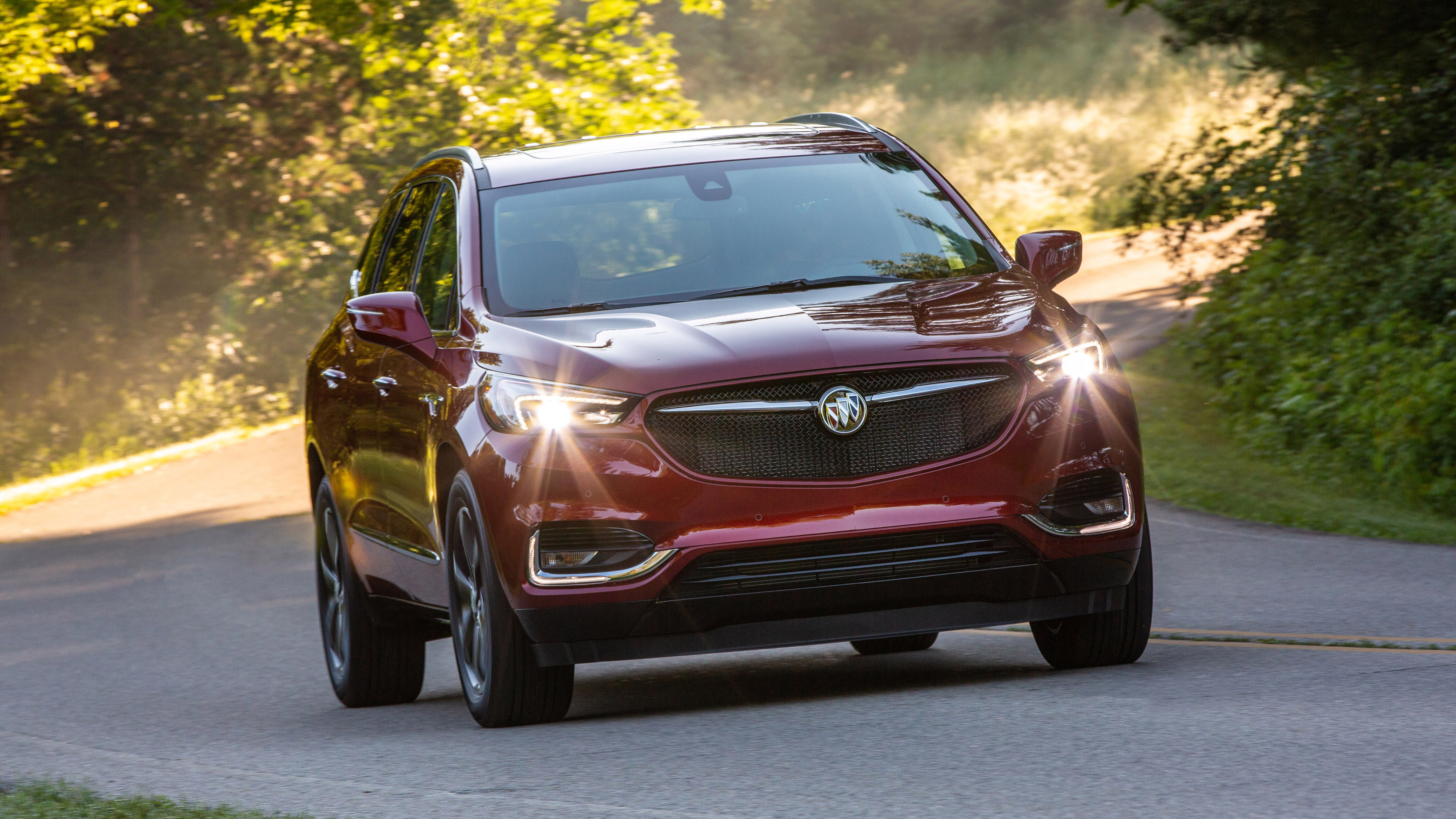 2020 buick enclave lineup adds sport touring trim  new tech features