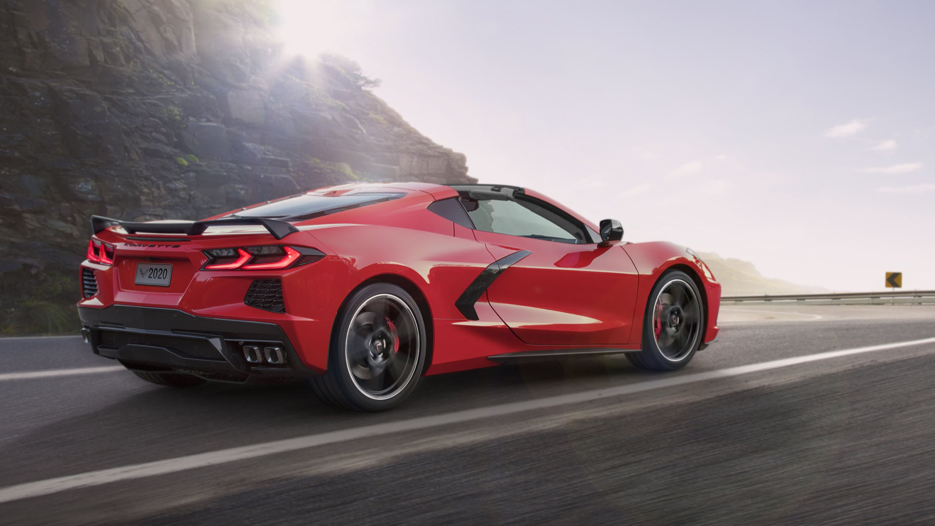 2020 Chevy Corvette Stingray vs the world: How it compares ...