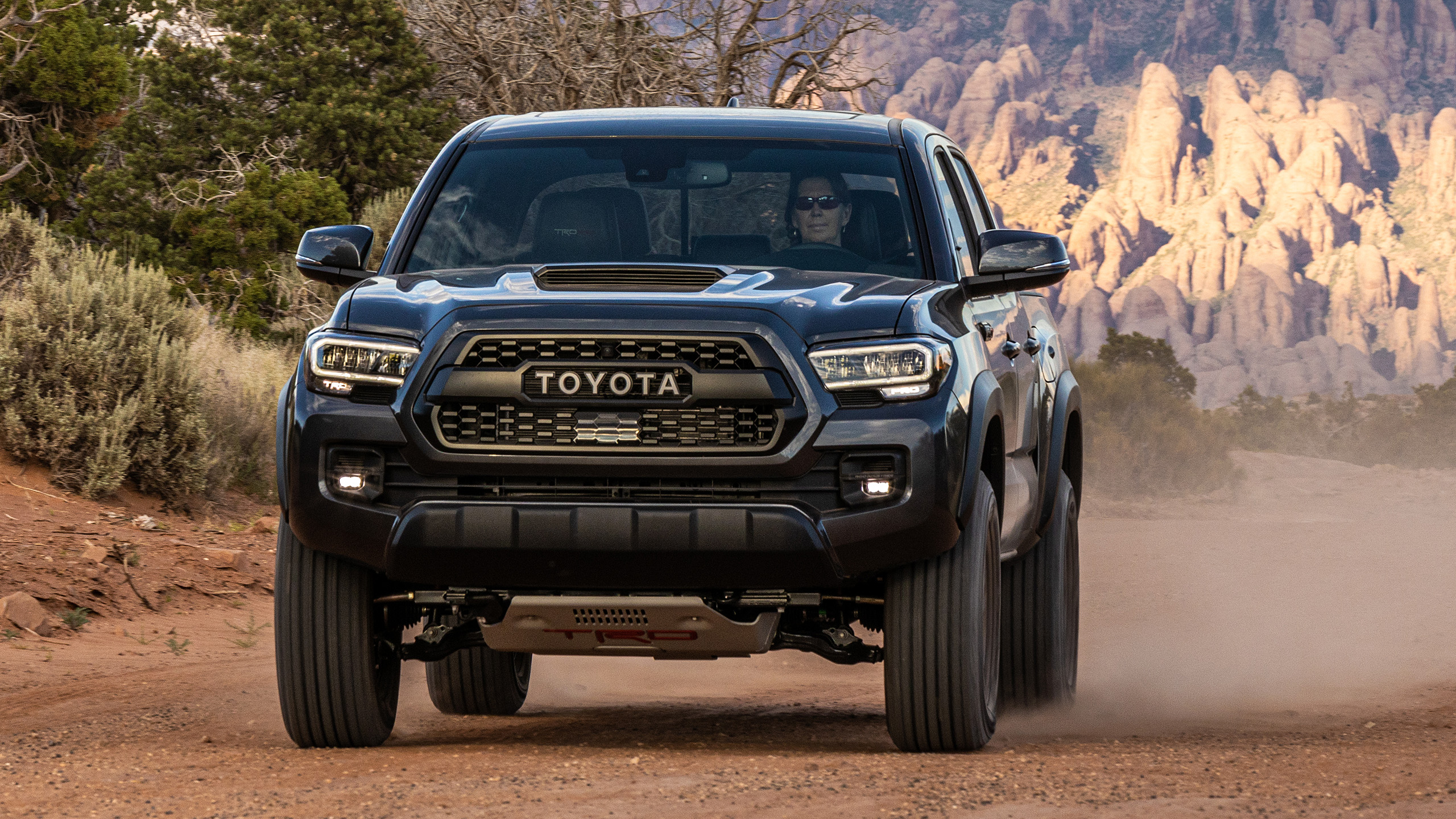 2020 Toyota Tacoma Review Prices Specs Features And Photos Autoblog