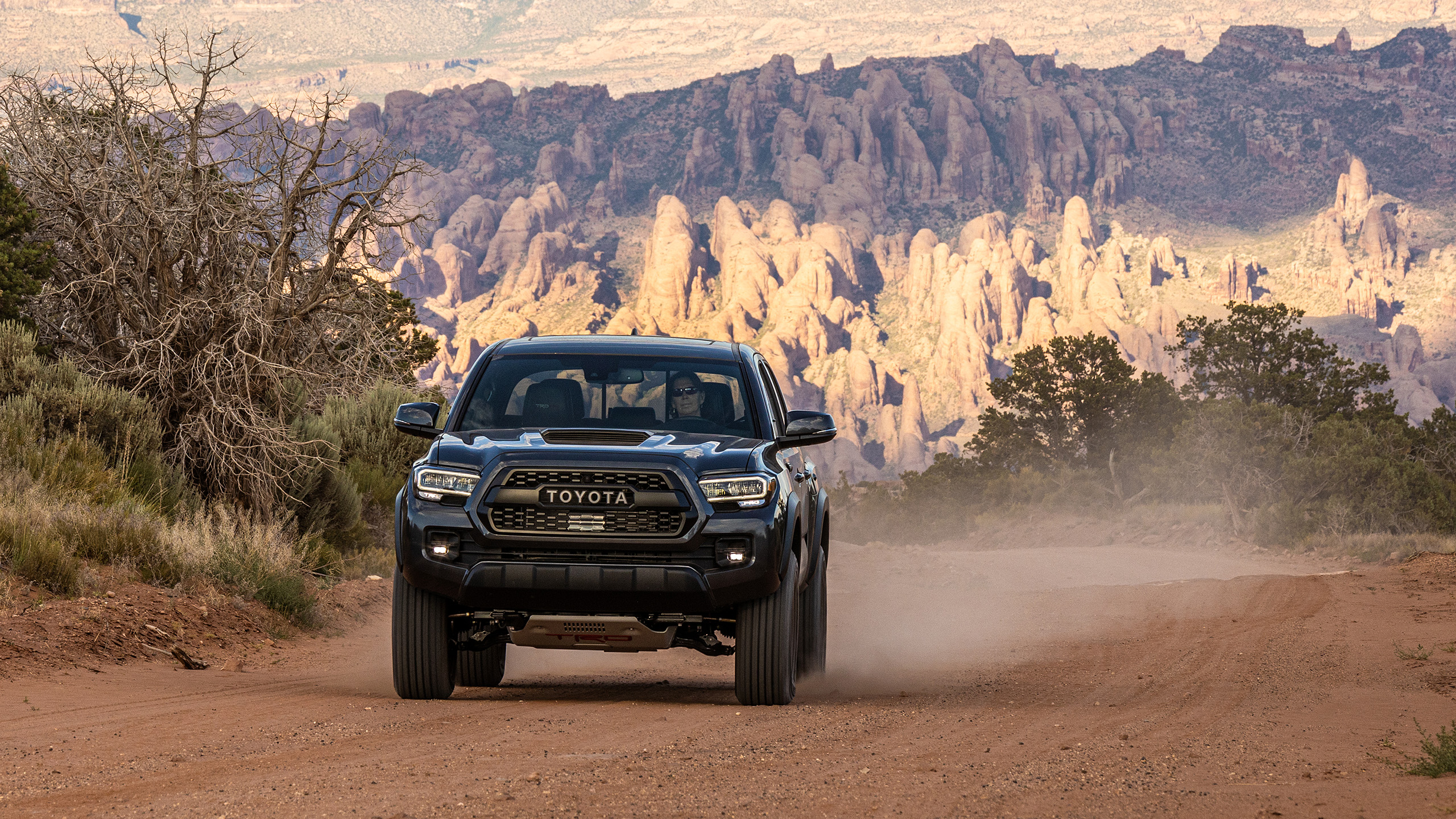 Toyota Certified Pre Owned >> 2020 Toyota Tacoma driving review, offroad at Moab | Autoblog