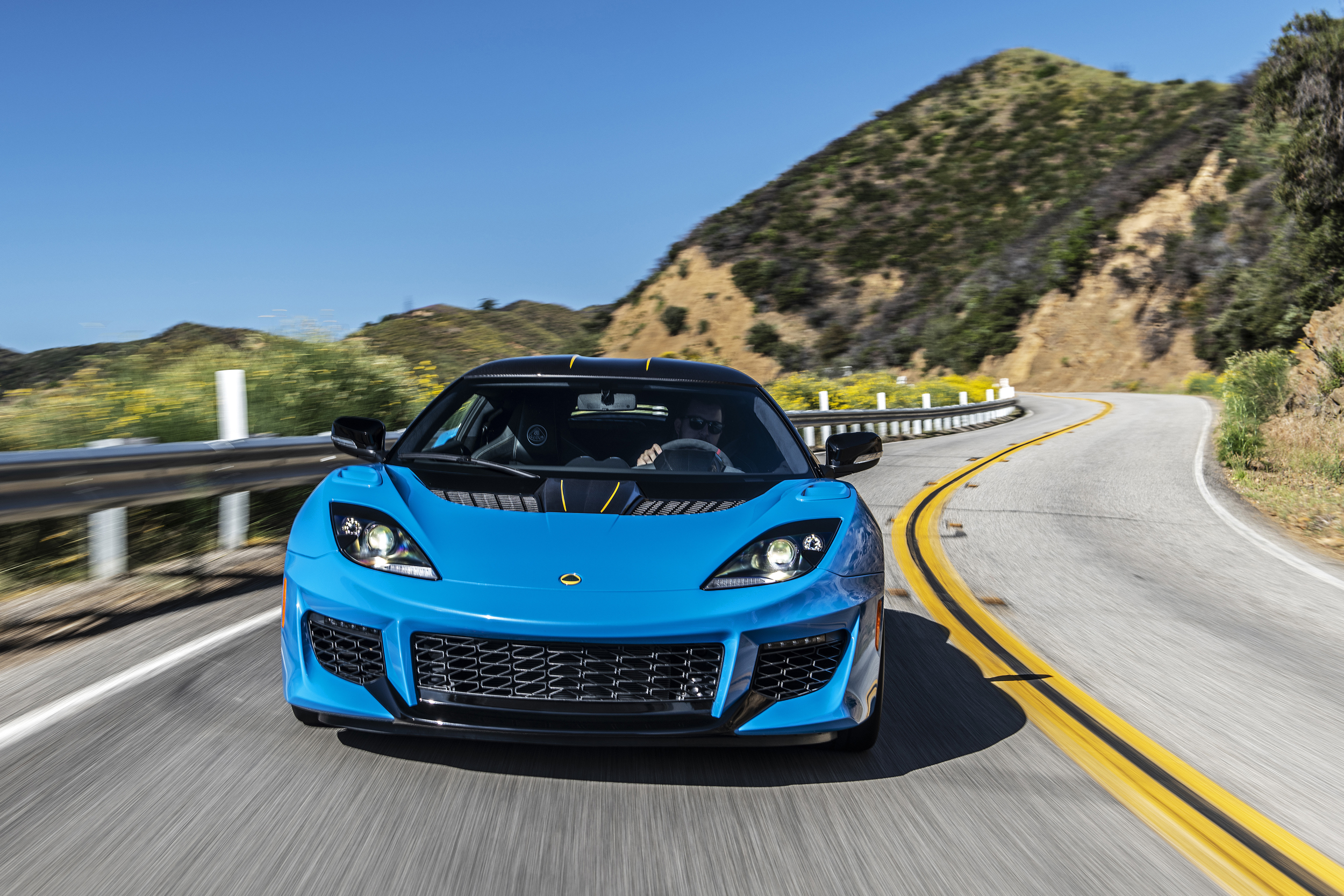 Mid-engined 2020 Lotus Evora GT gets a 416-horsepower, 3.5 ...