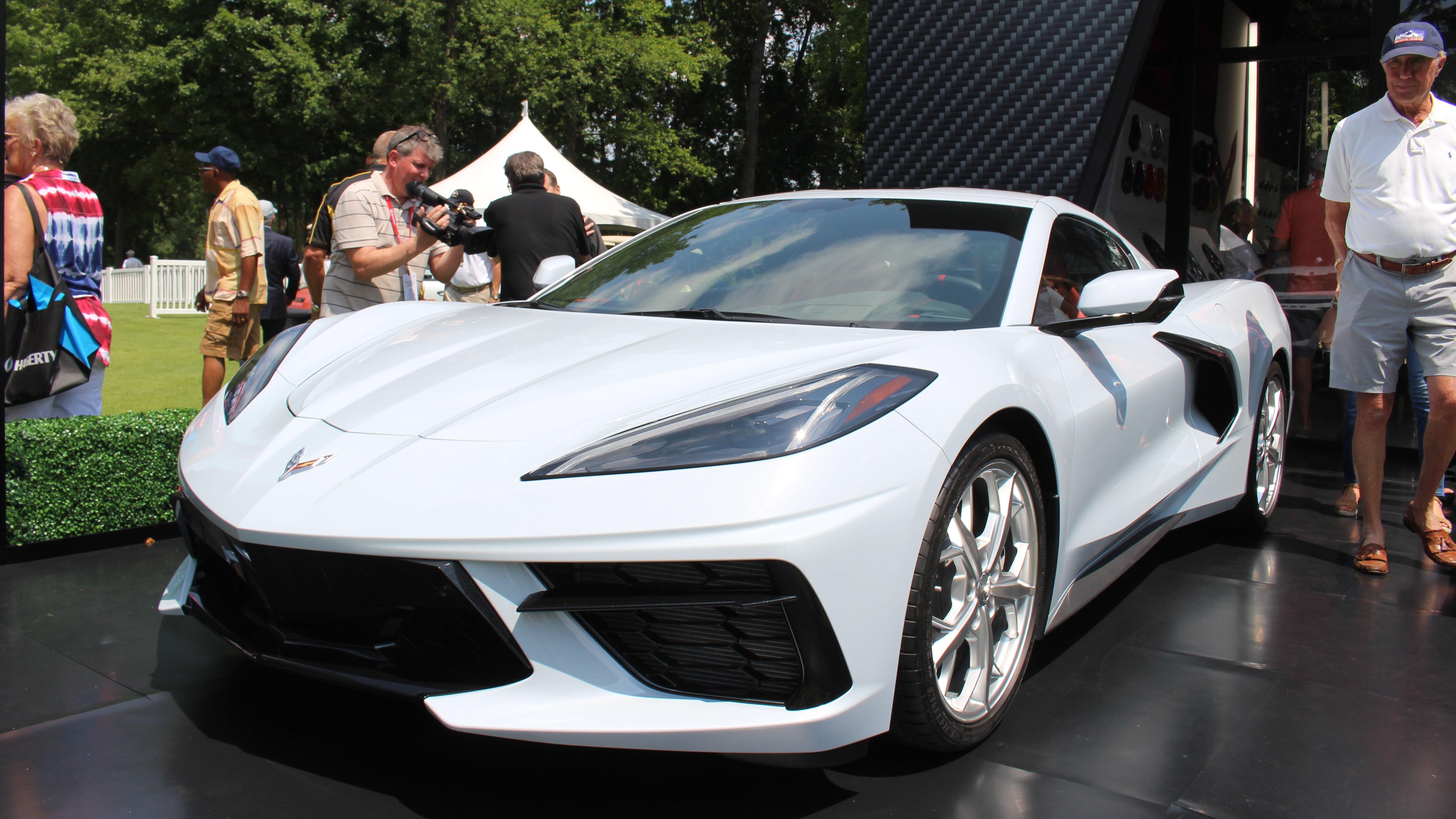 2020 Chevy Corvette Stingray C8 official order guide reveals details | Autoblog