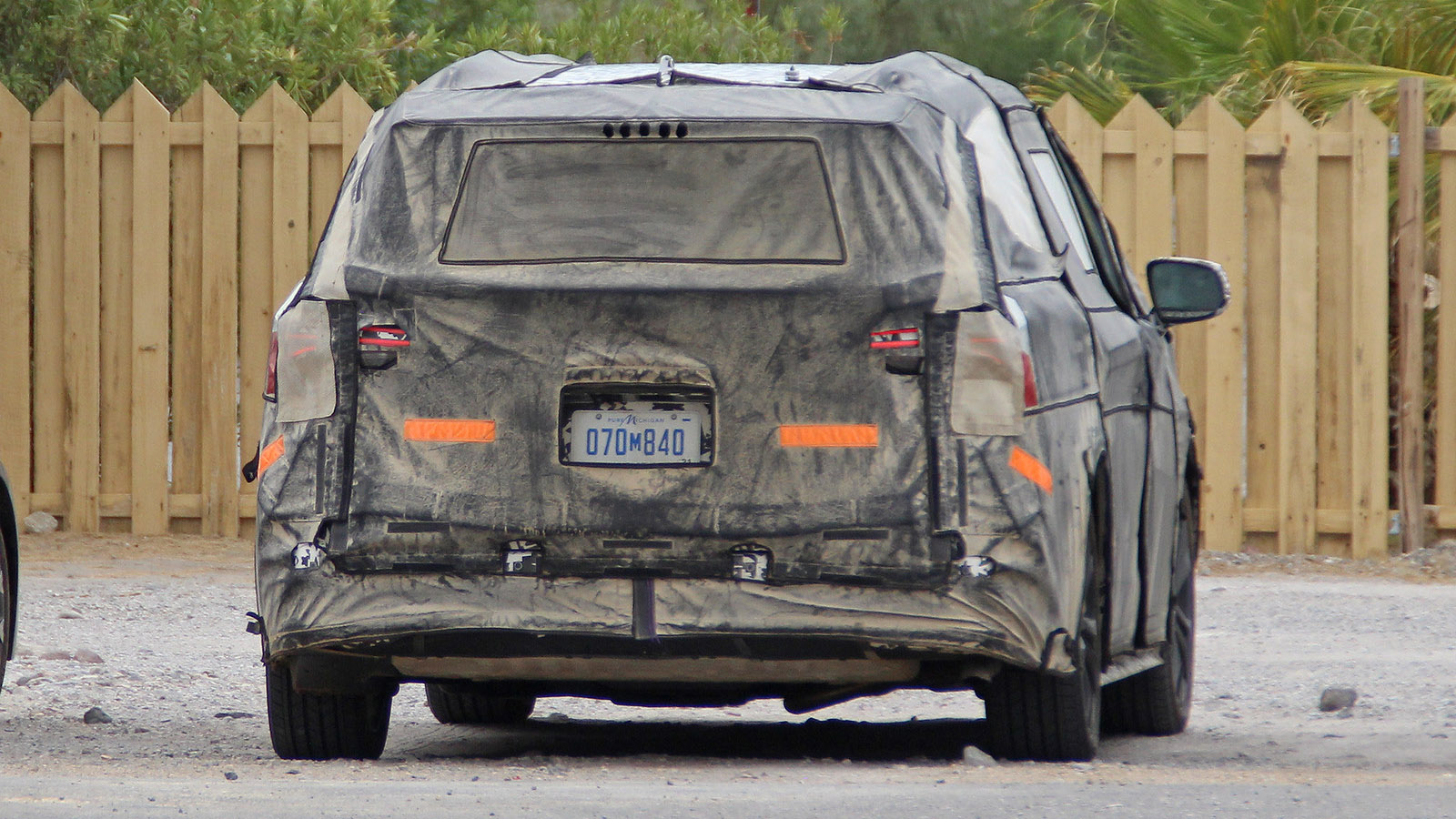 Toyota Certified Pre Owned >> 2021 Toyota Sienna spy photos from Death Valley | Autoblog