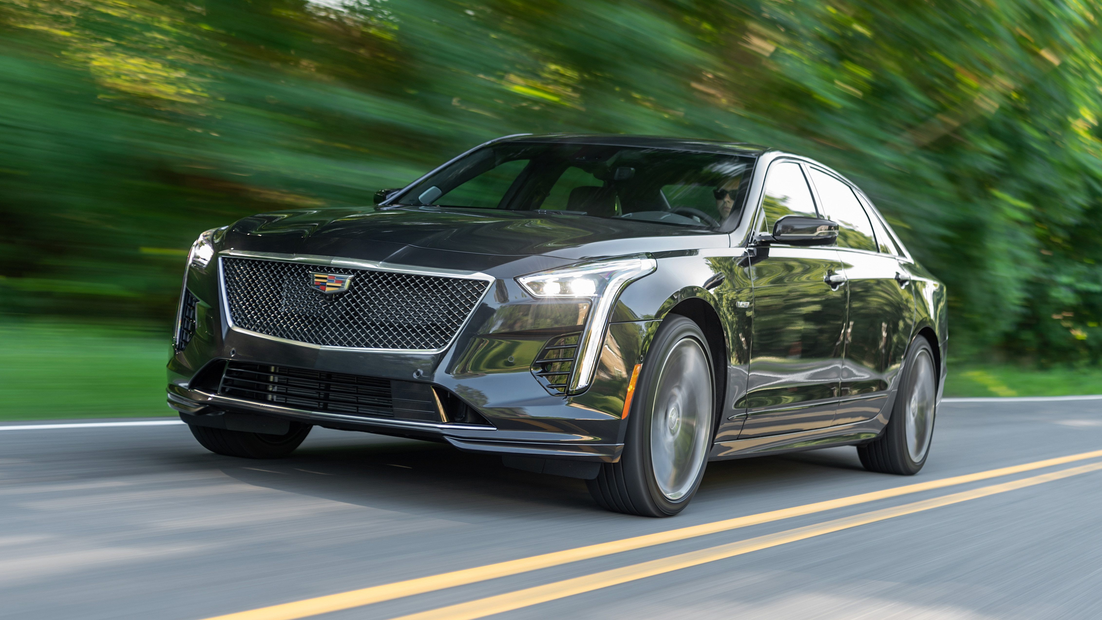 2020 Cadillac CT6-V First Drive Review | What's new, specs ...