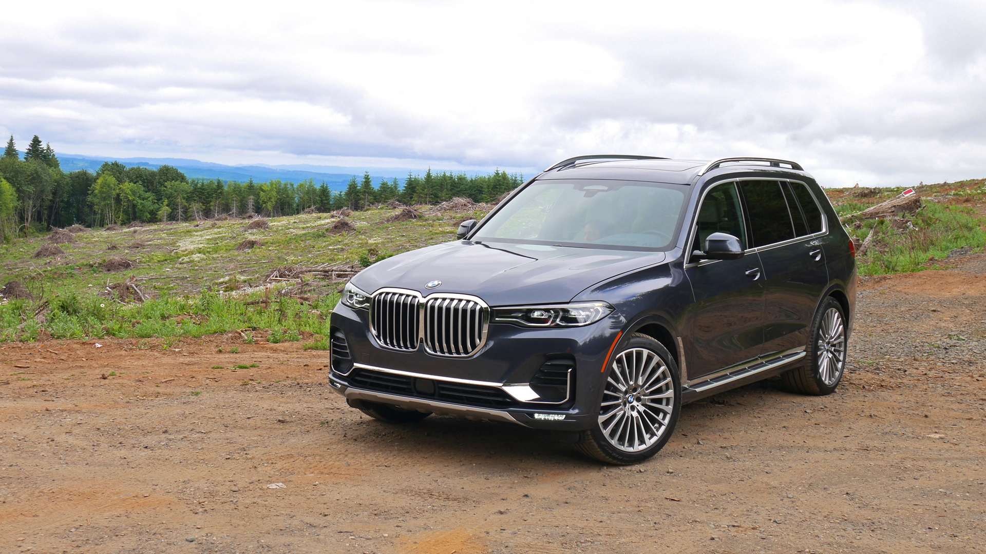 2020 Bmw X7 Reviews Price Specs Features And Photos