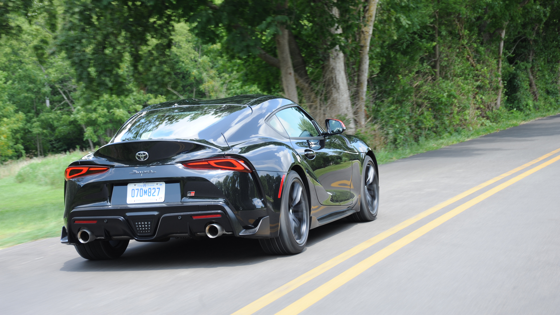2020 Toyota Supra Gets Manual Transmission From Texas Manual Guide