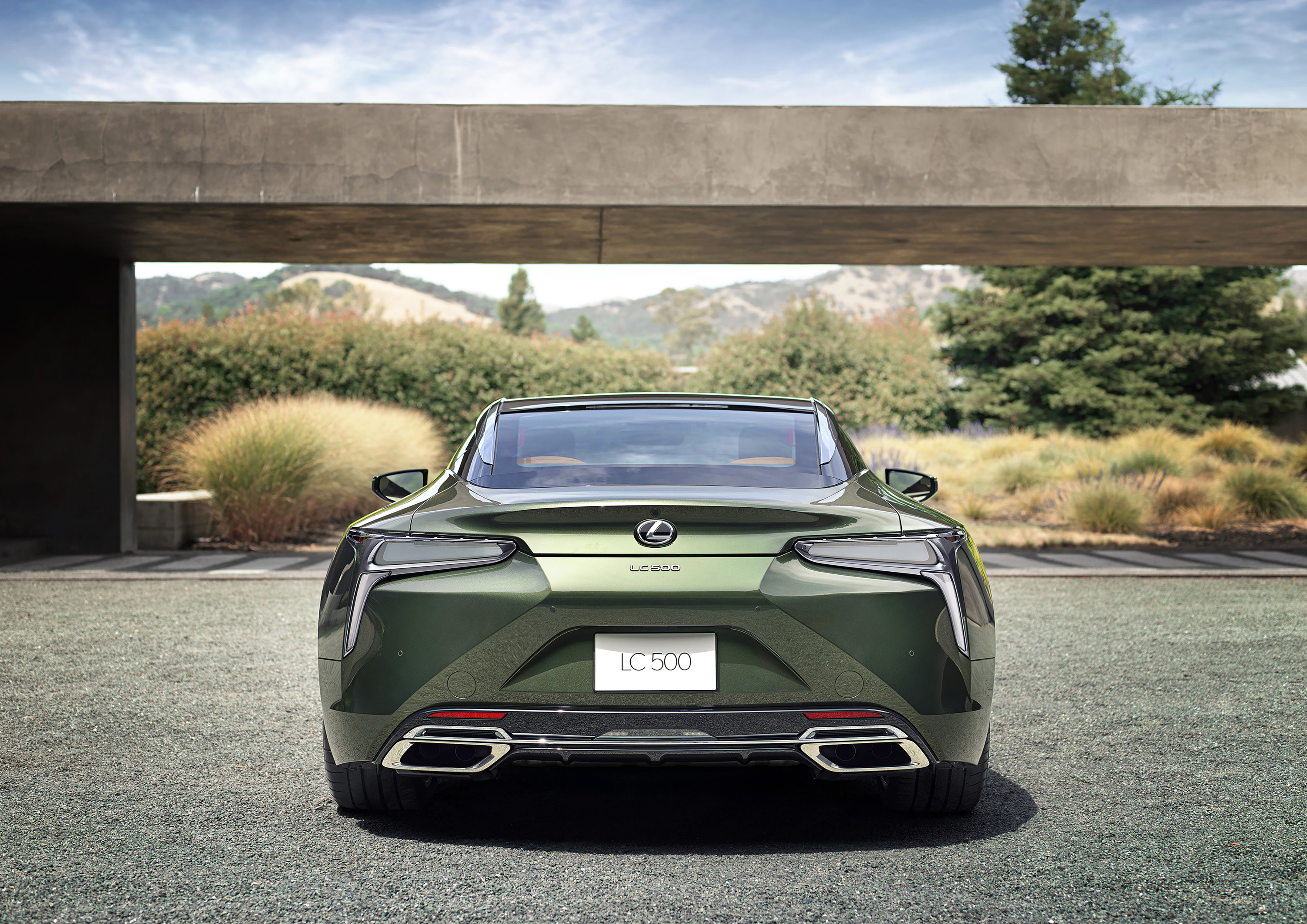Lexus Certified Pre Owned >> 2020 Lexus LC 500 Inspiration limited edition is ...