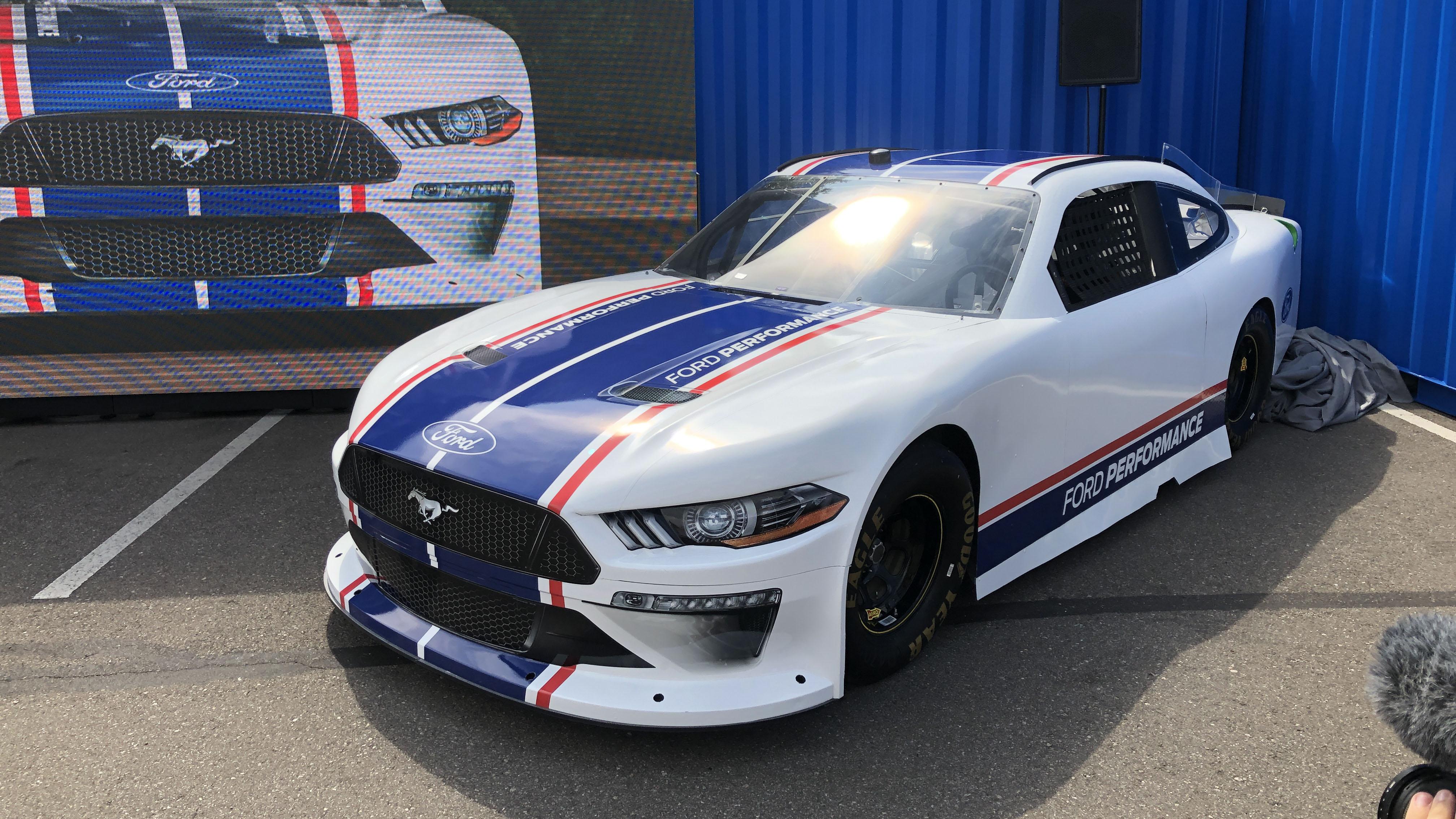 Nascar Ford Mustang 2020