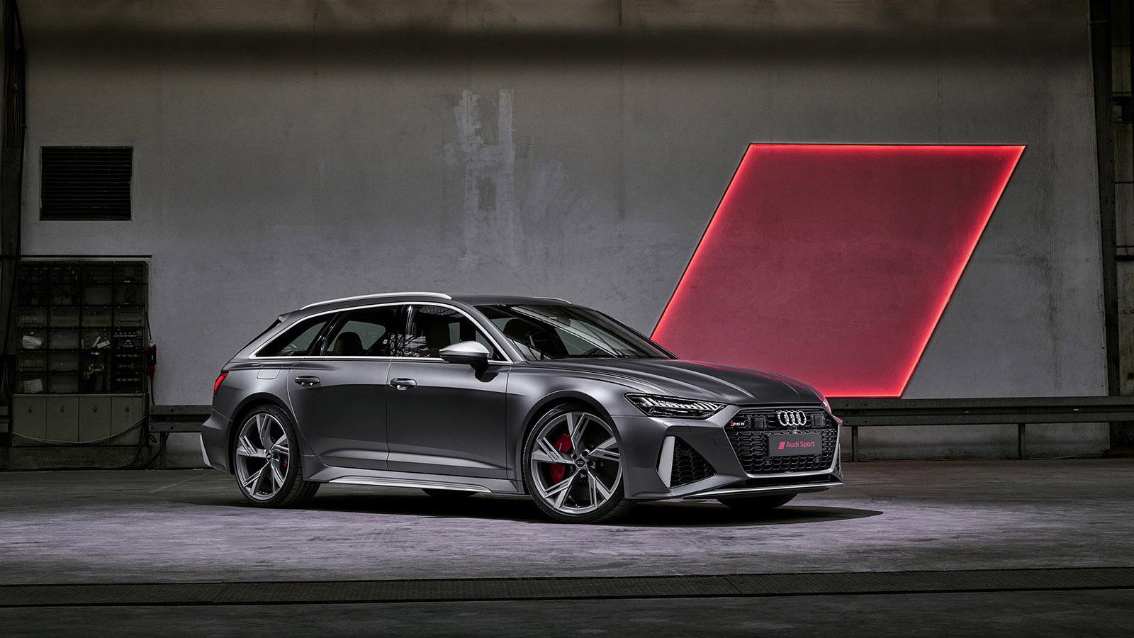 Pre Owned Audi >> 2020 Audi RS 6 Avant revealed, will be coming to America ...