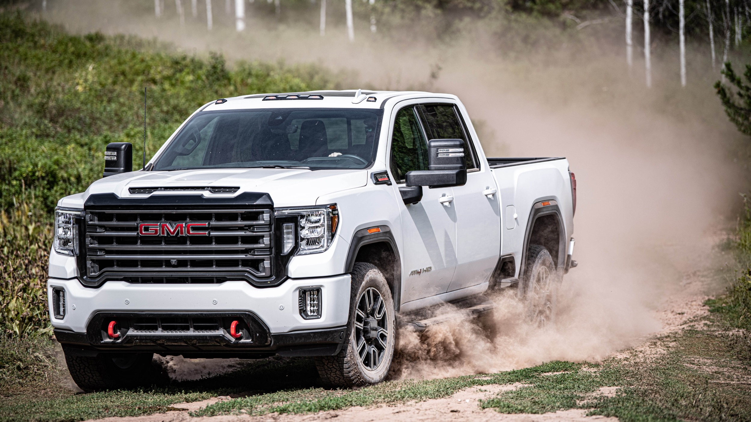 2020 GMC Sierra Heavy Duty First Drive Review | King of ...