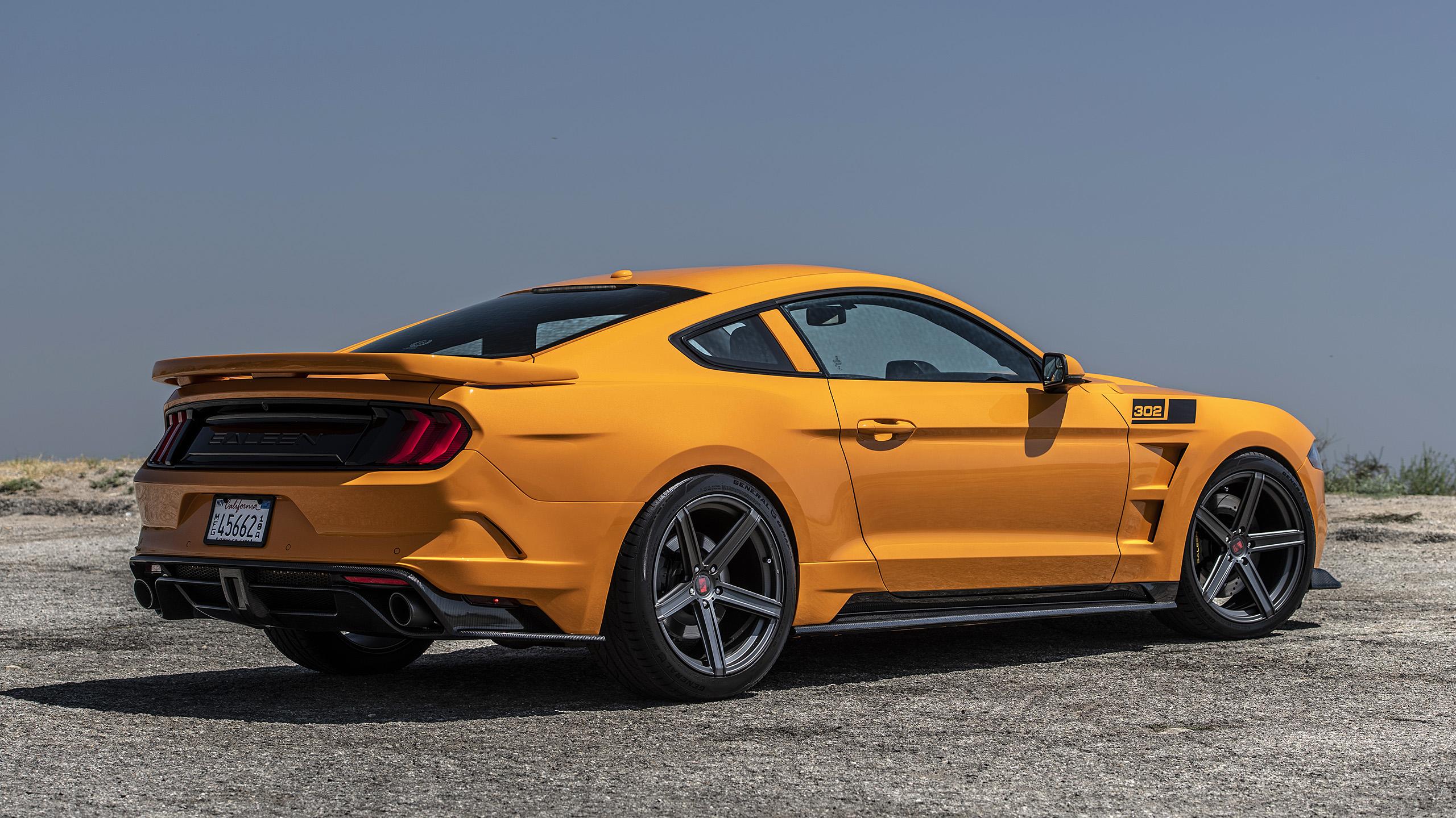 Saleen Mustang For Sale