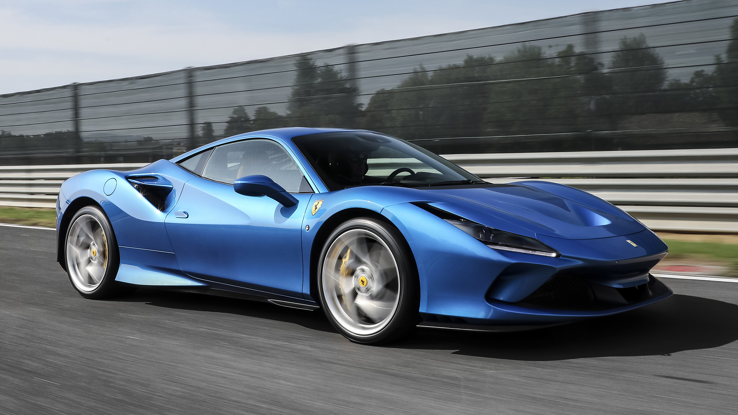 2020 Ferrari F8 Tributo First Drive Review Photos Specs Impressions Autoblog