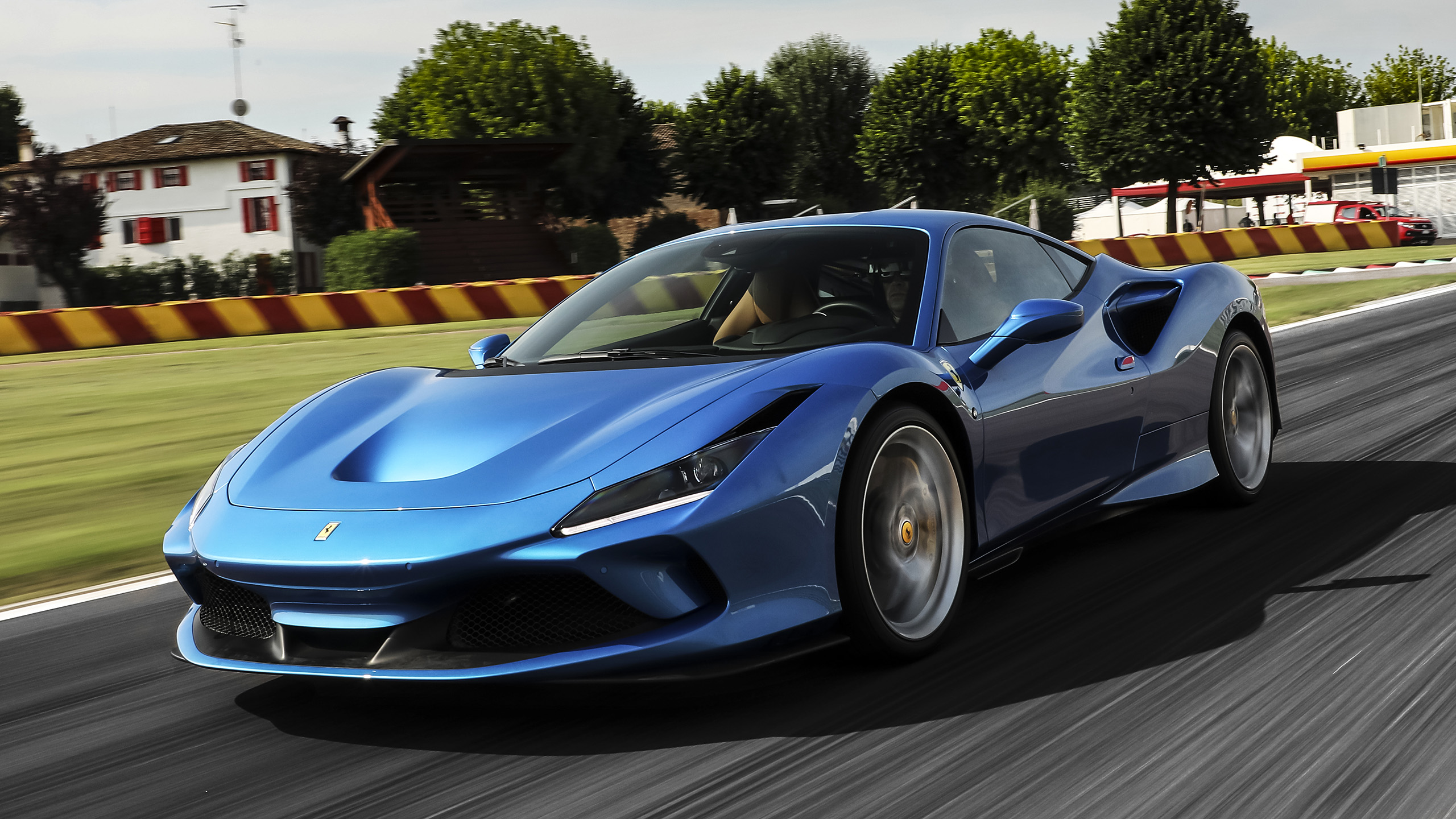 2020 ferrari f8 tributo first drive review | photos, specs
