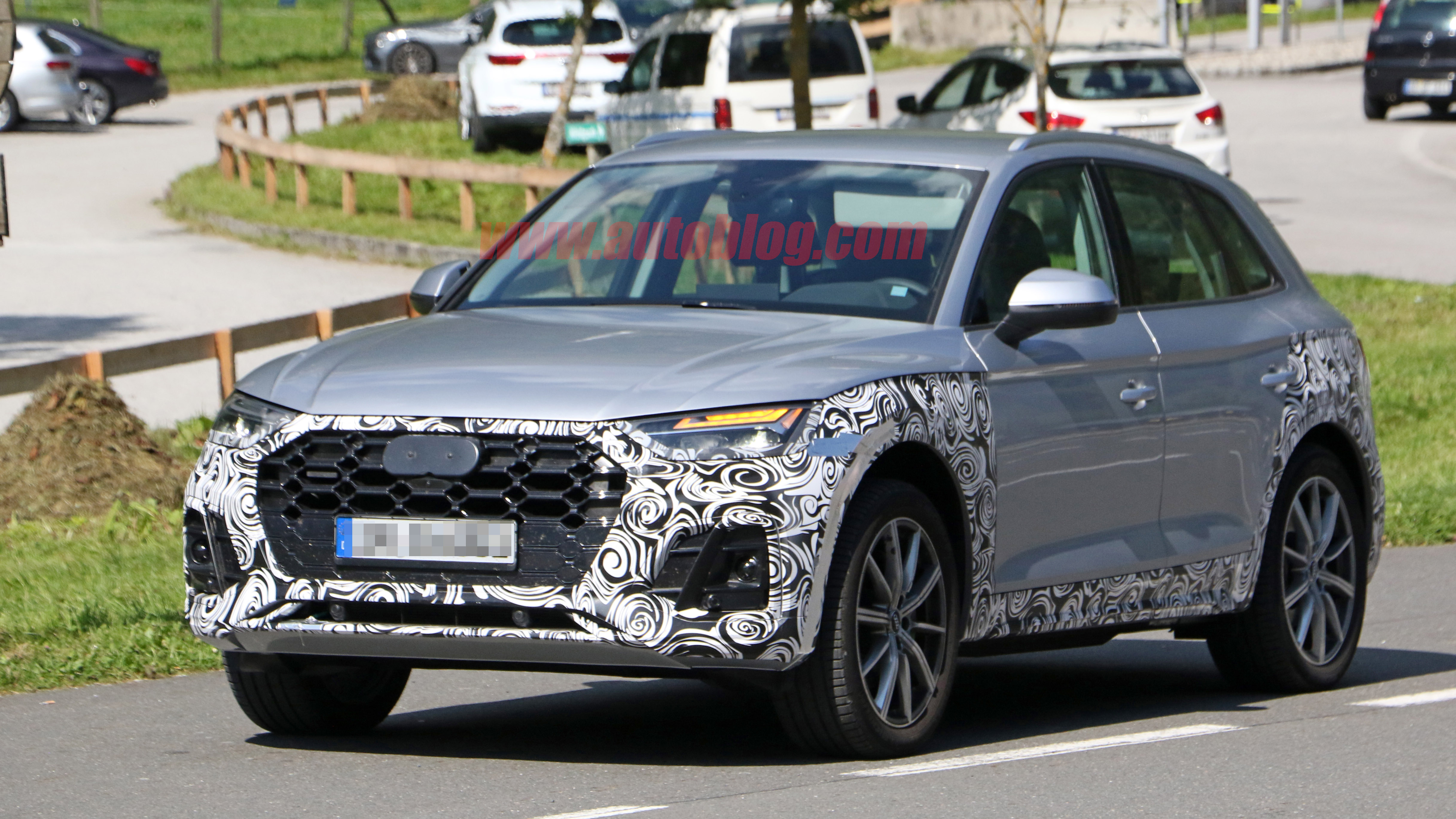 Pre Owned Audi >> 2021 Audi Q5 getting a refresh to match its siblings | Autoblog