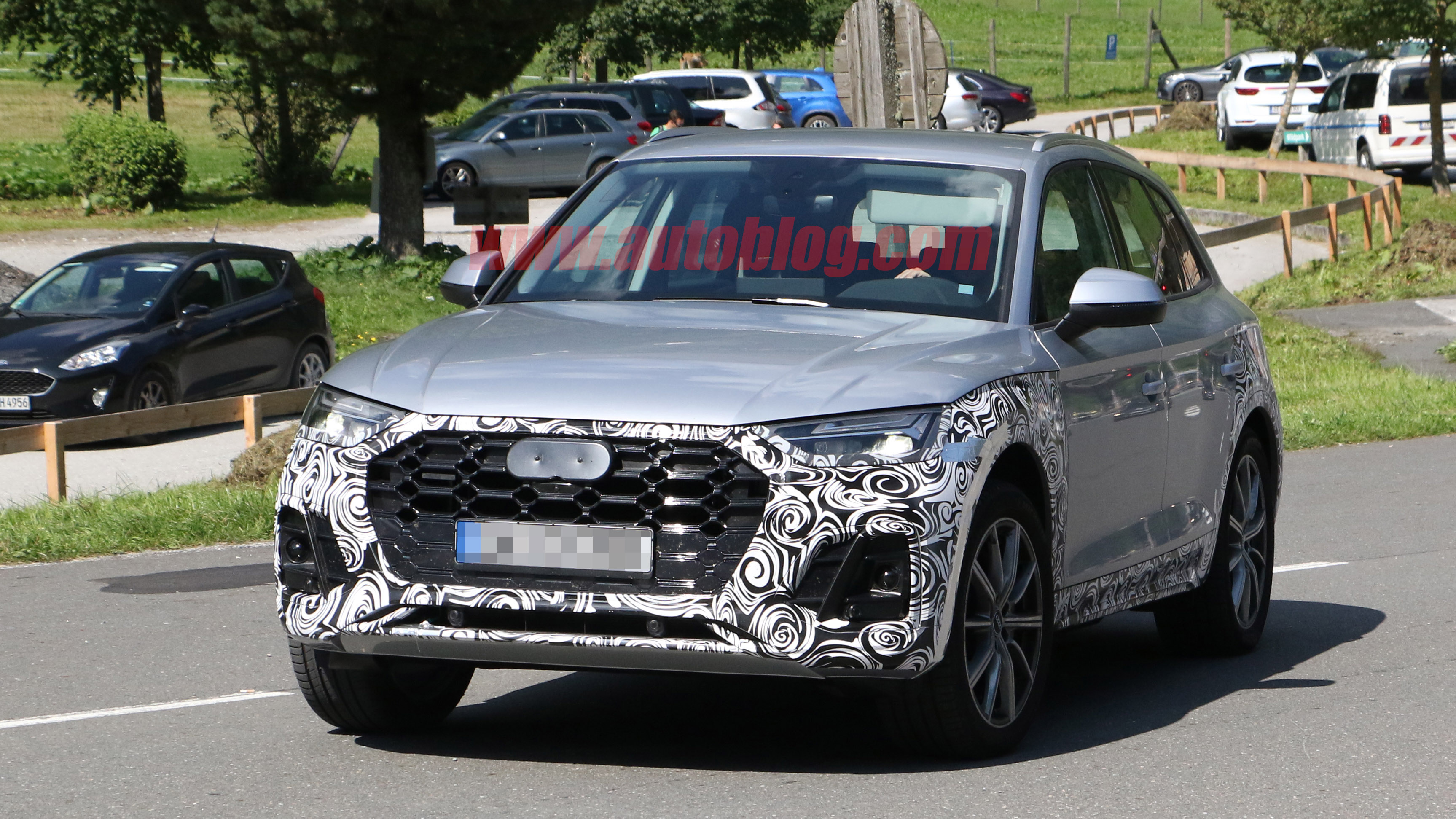 2021 audi q5 getting a refresh to match its siblings