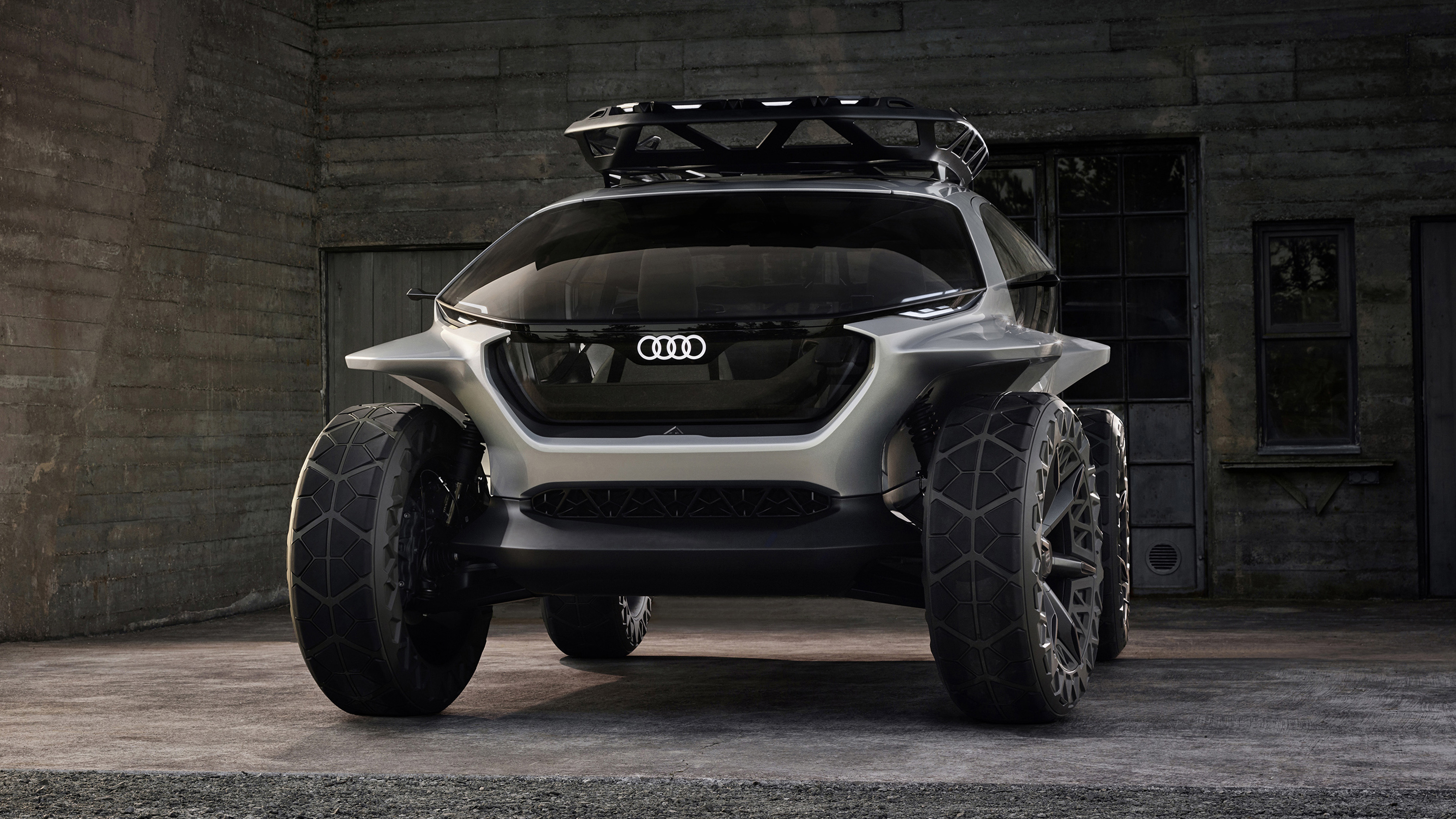 Audi Certified Pre Owned >> Audi AI:Trail Quattro off-road EV concept is wild | Autoblog