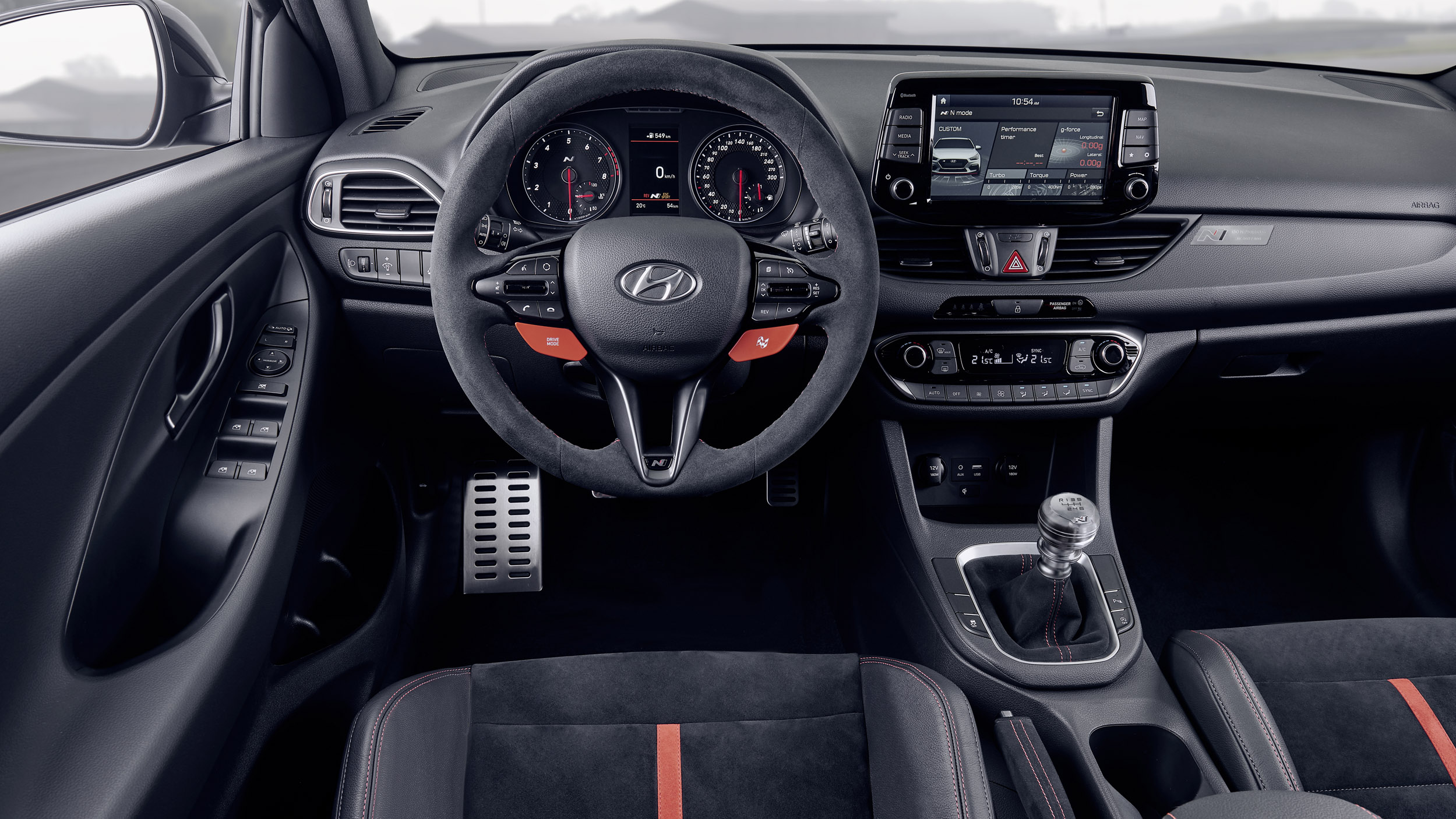 Certified Pre Owned Hyundai >> Hyundai i30 N Project C is a lighter hot hatch for Europe ...