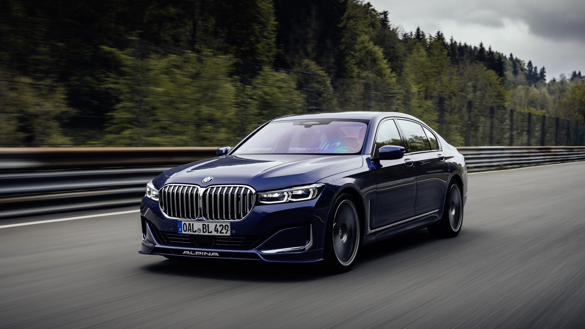 Certified Pre Owned Bmw >> 2020 Alpina B7 Review | What's new, performance, BMW 7 Series | Autoblog