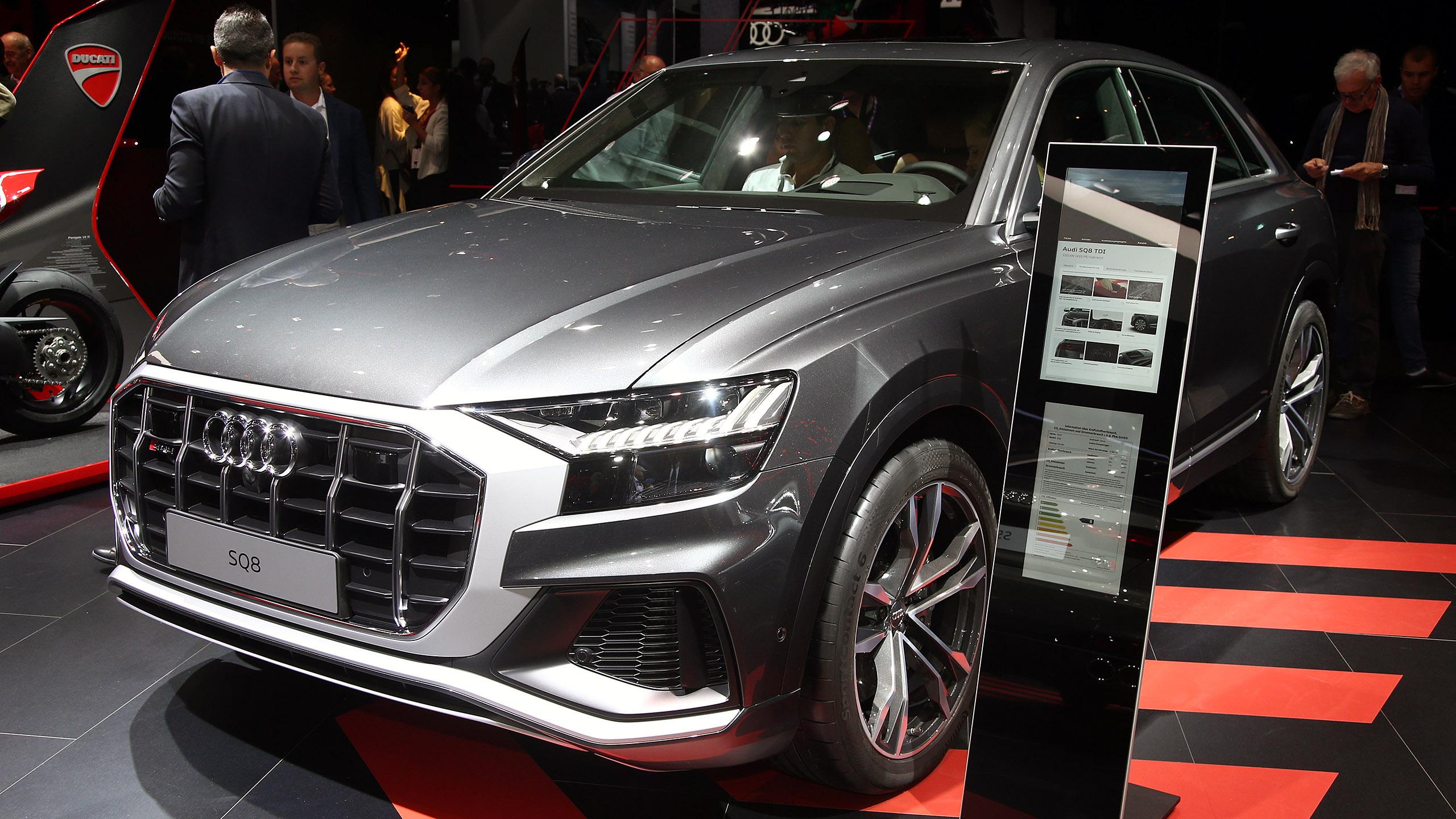 Kelebihan Kekurangan Audi Sq8 2019 Murah Berkualitas