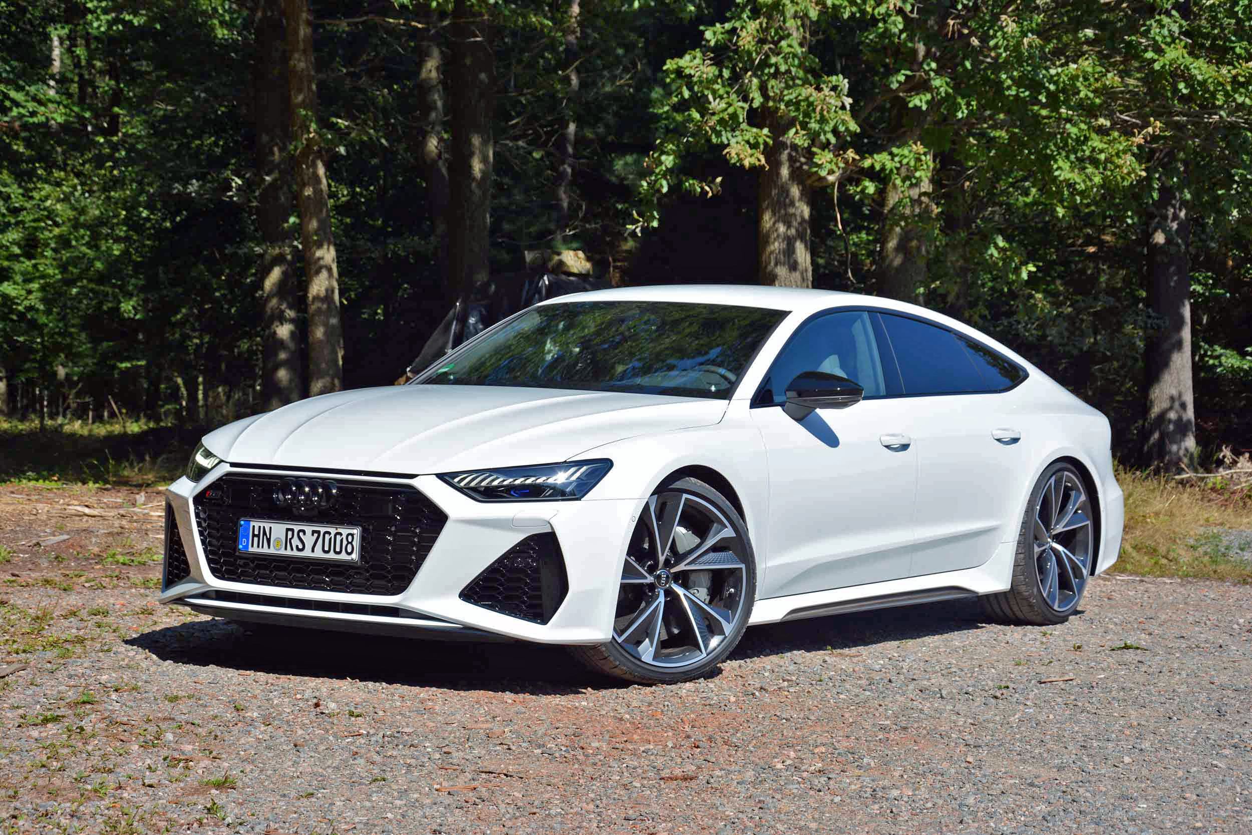 2020 Audi Rs 7 First Drive Review What S New Performance Handling Autoblog