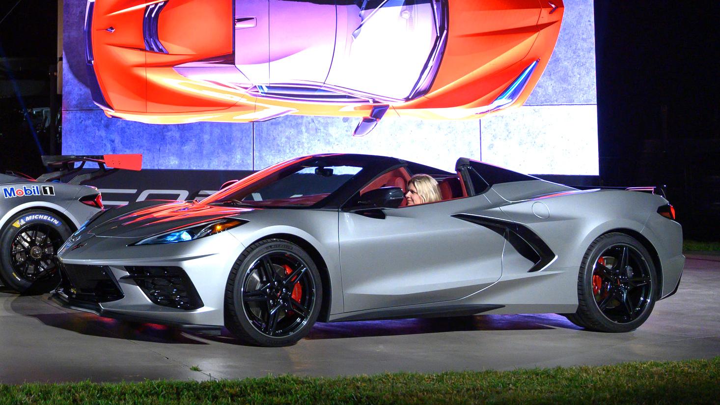 2020 Chevy Corvette convertible stiffness, weight details ...
