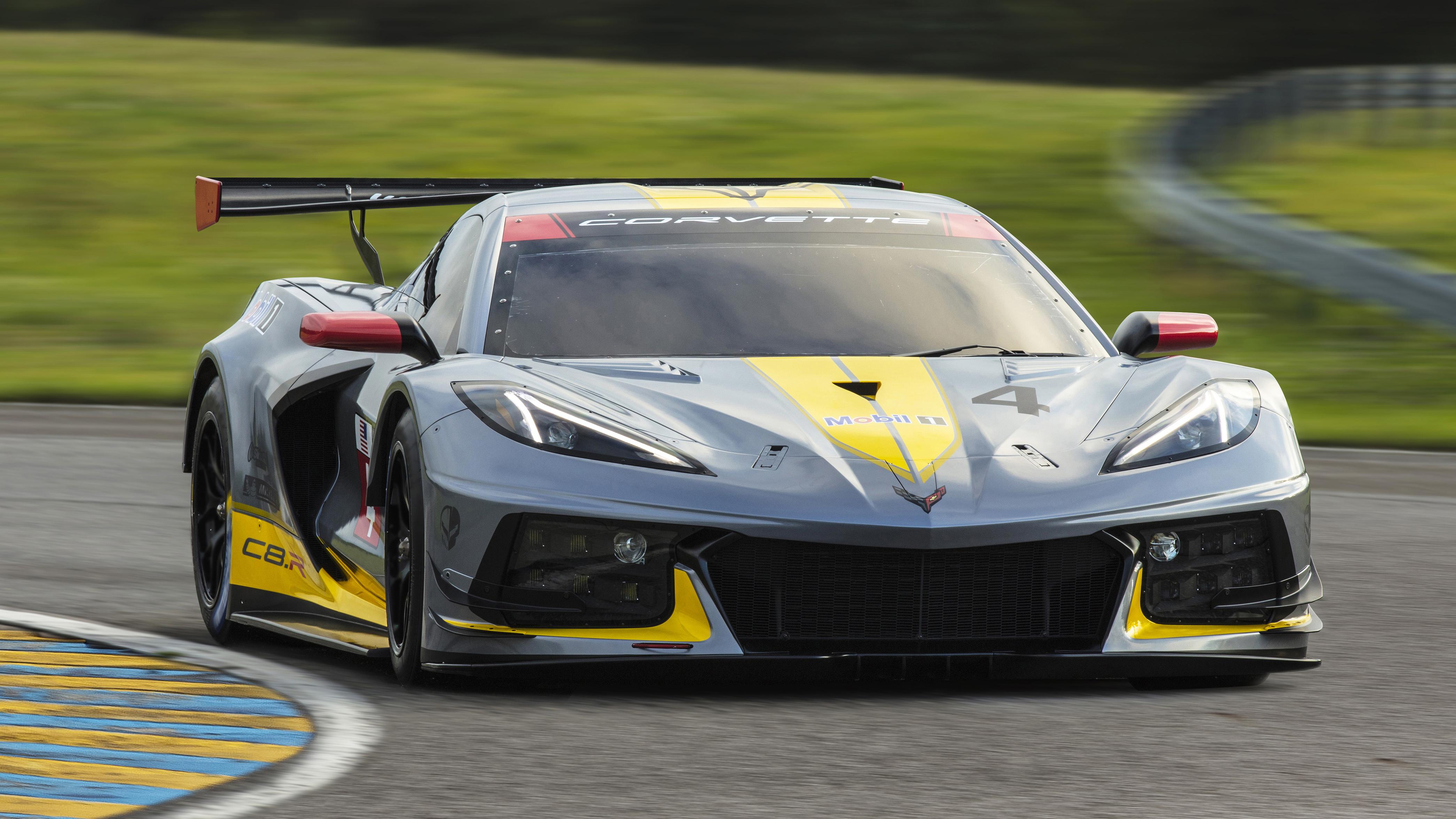 2020 Chevy Corvette C8.R race car revealed | Autoblog