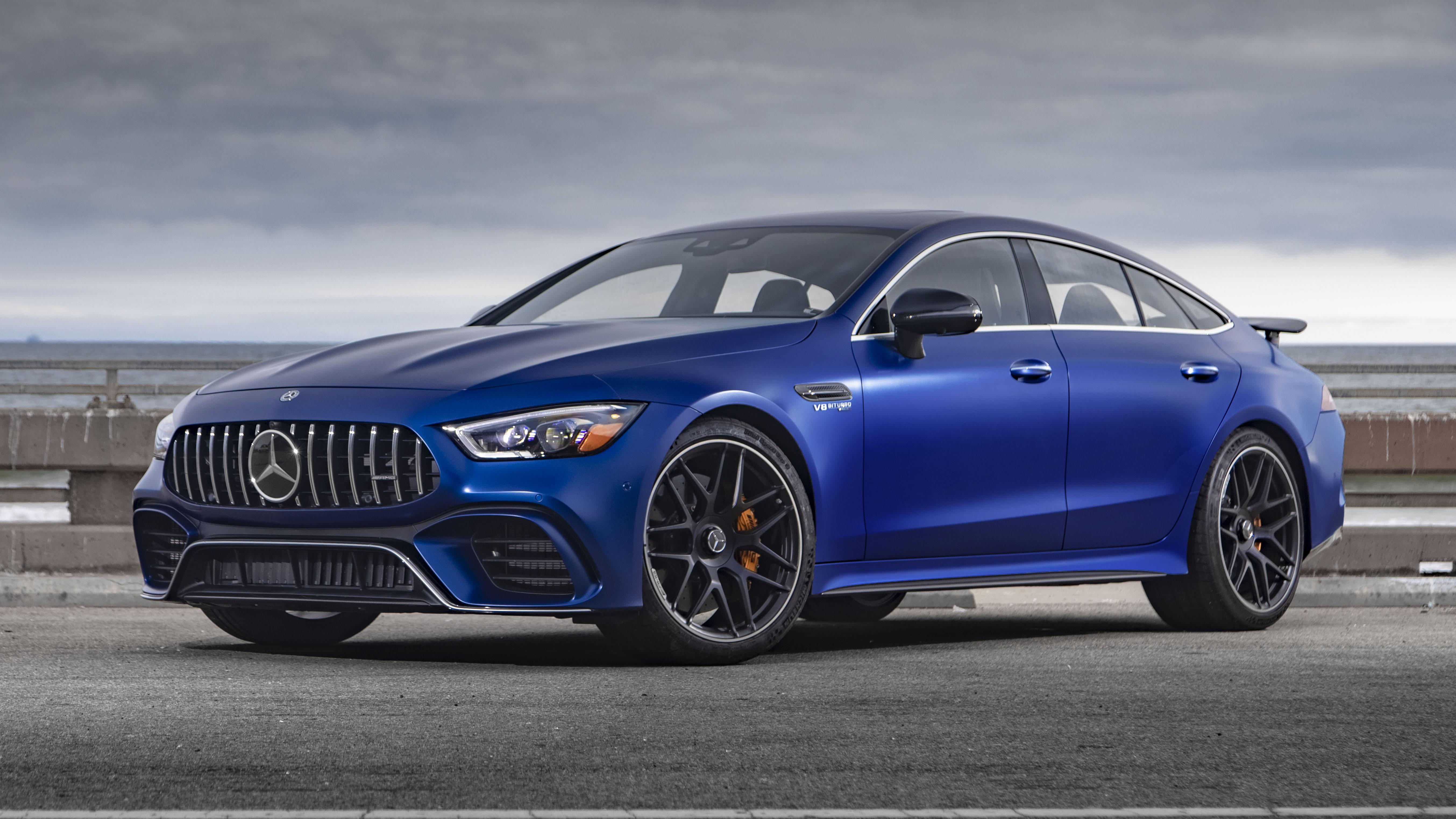 Certified Pre Owned Mercedes >> 2019 Mercedes-AMG GT 63 S 4-Door Review   Performance, handling and interior   Autoblog