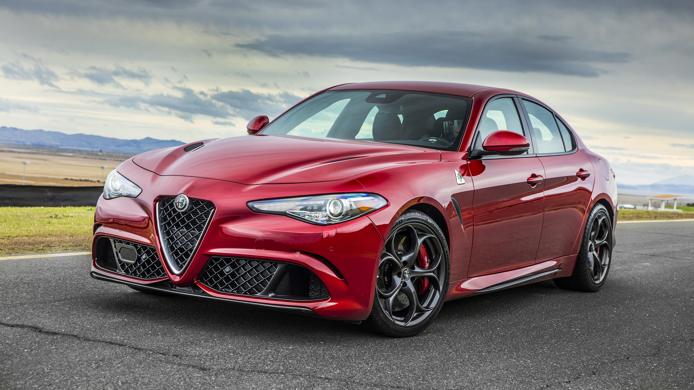 2019 Alfa Romeo Giulia Quadrifoglio Review Power Handling And Price Autoblog