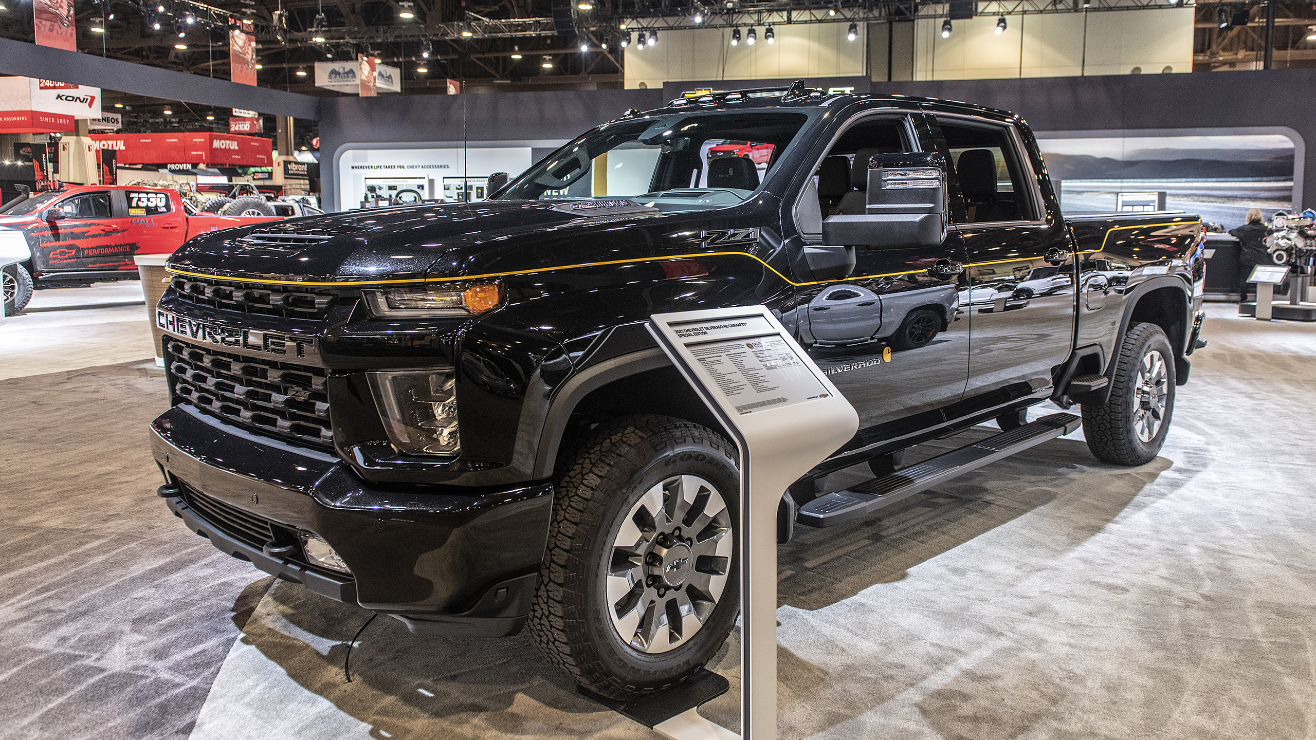 chevy and carhartt link on 2021 silverado 2500 hd special