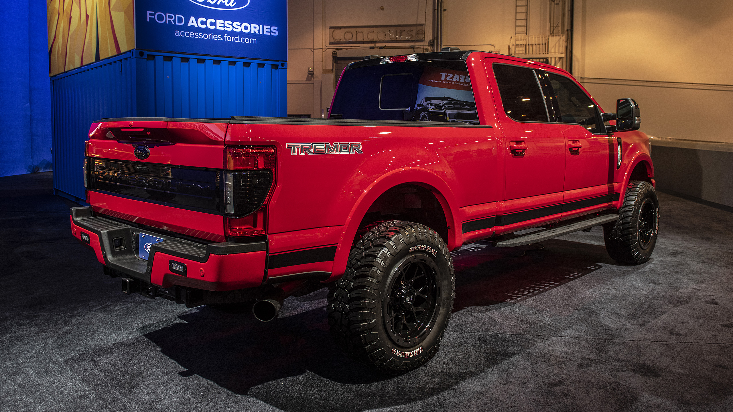 2020 Ford Super Duty Builds To Feature In Ford's 2019 SEMA