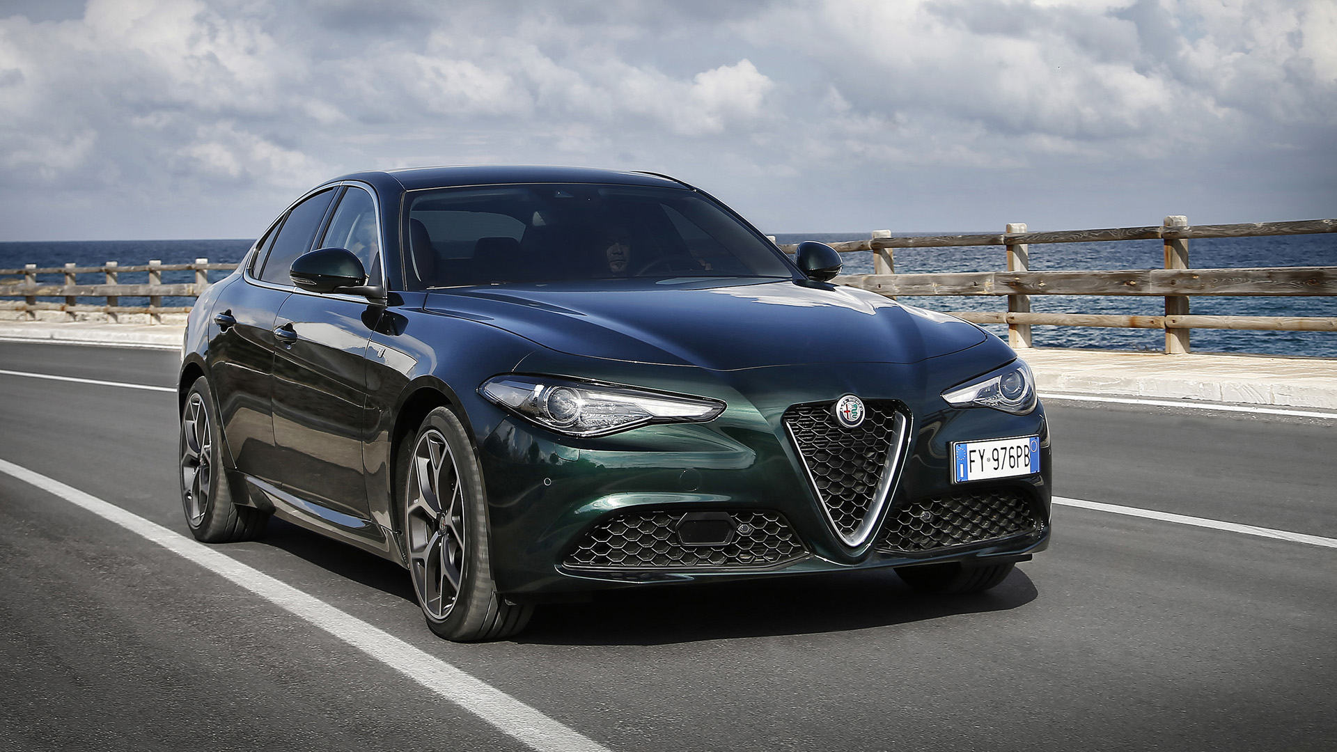 2020 Alfa Romeo Giulia First Drive What S New Interior