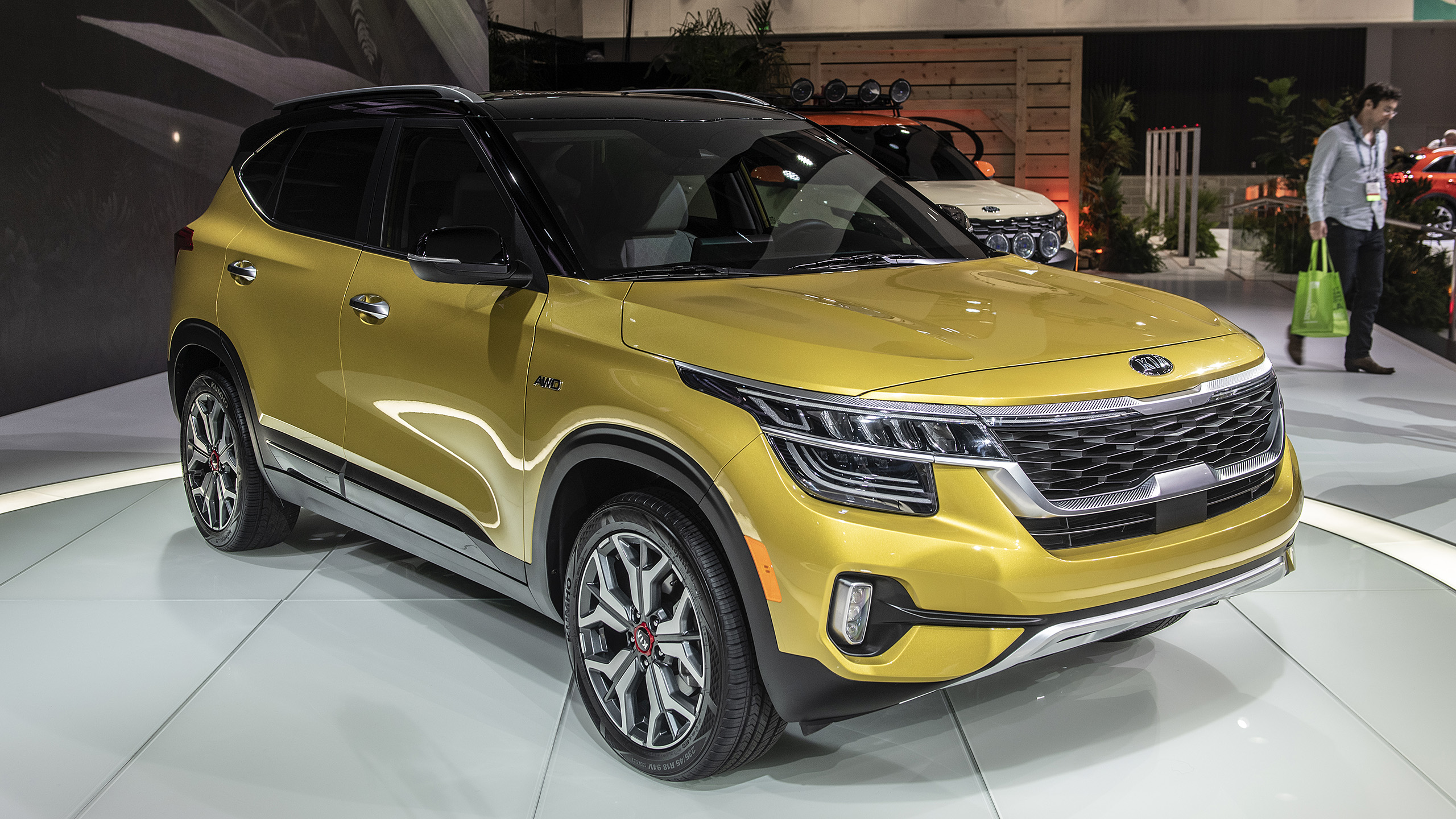 2021 kia seltos crossover unveiled for u s  at 2019 l a  auto show
