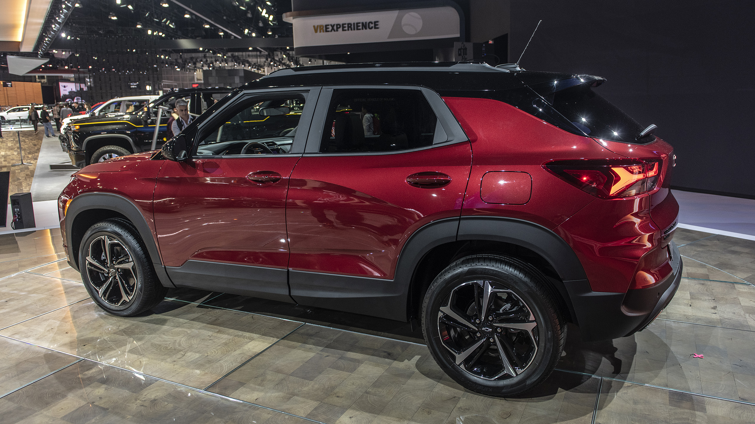 2021 Chevy Trailblazer pricing outlined for its 5 trim ...