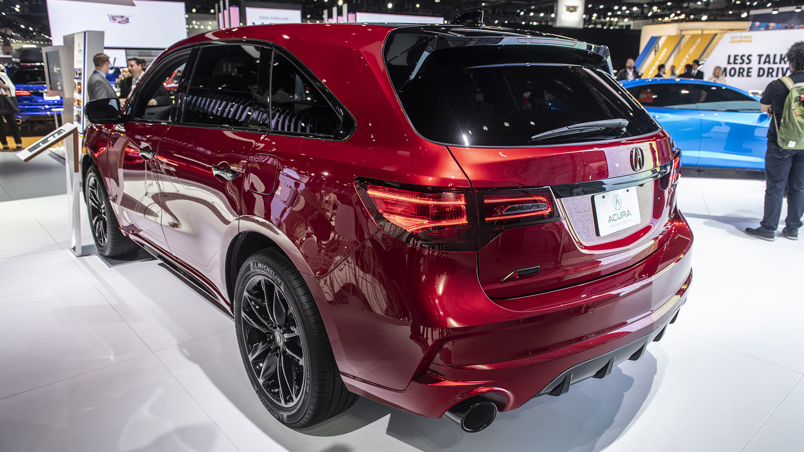 Acura Pre Owned >> 2020 Acura MDX PMC Edition coming to L.A. Auto Show | Autoblog