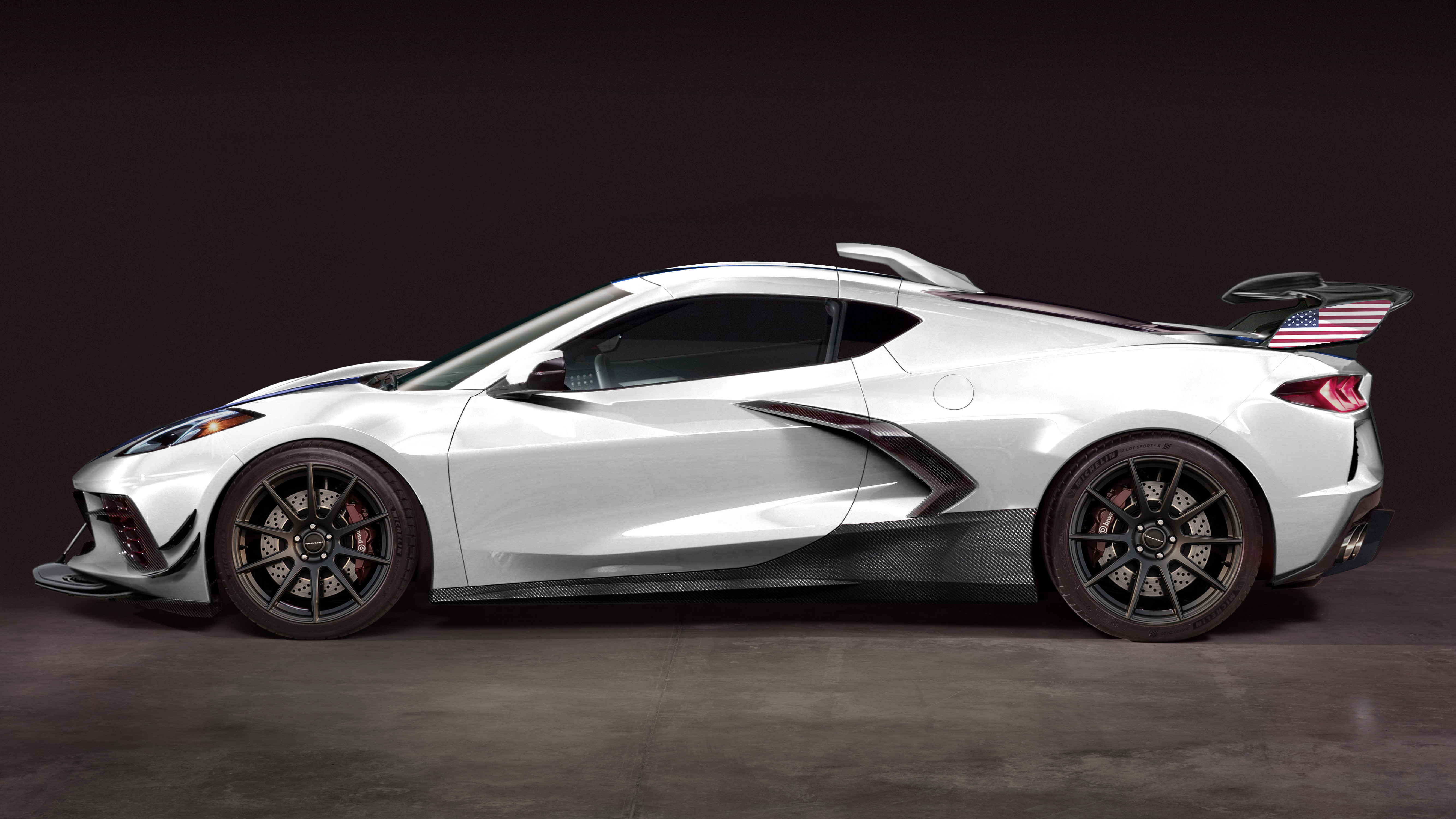 2020 C8 Chevy Corvette could get 1,200 horsepower from ...